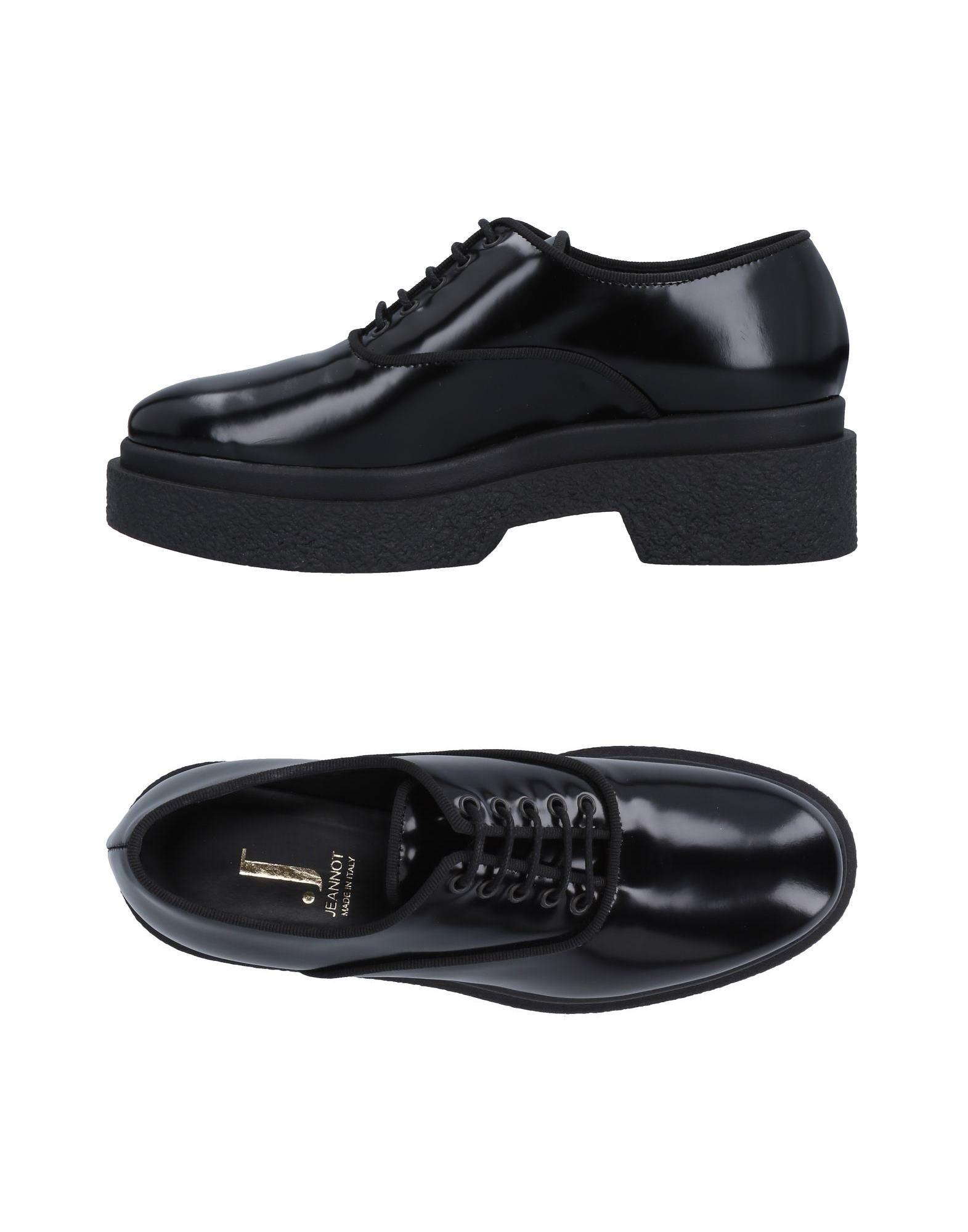 Gut um billige Schuhe zu tragenJeannot Schnürschuhe Damen  11503995XK