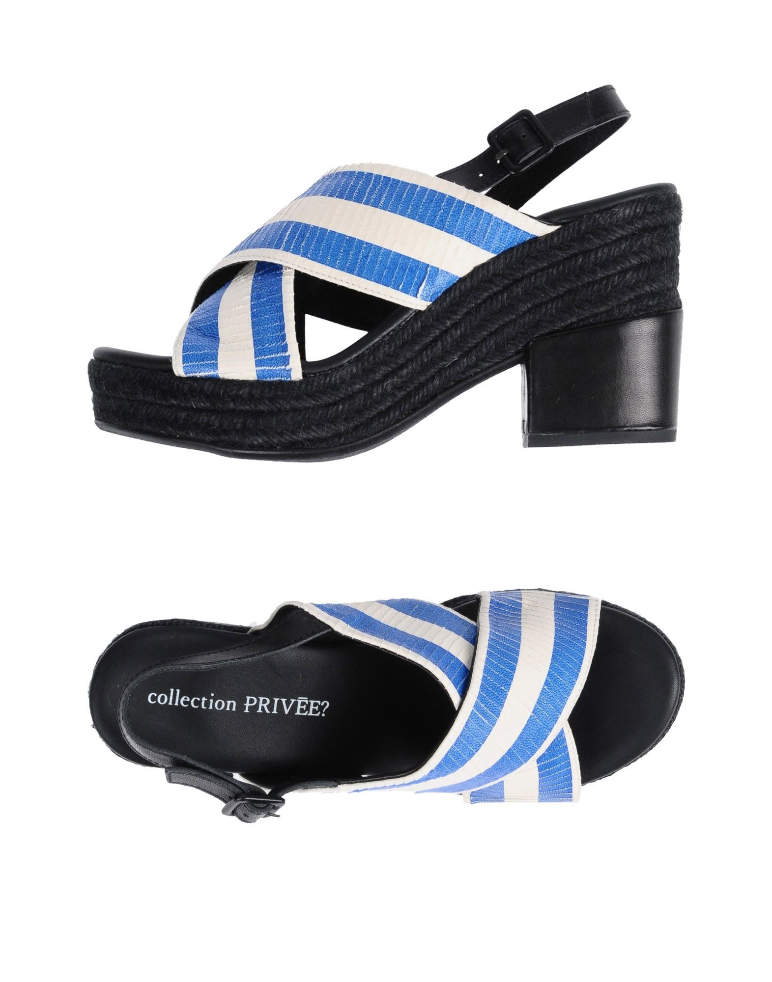 Stilvolle billige Schuhe Collection Privēe  Sandalen Damen  11504009DT 11504009DT 11504009DT 998295