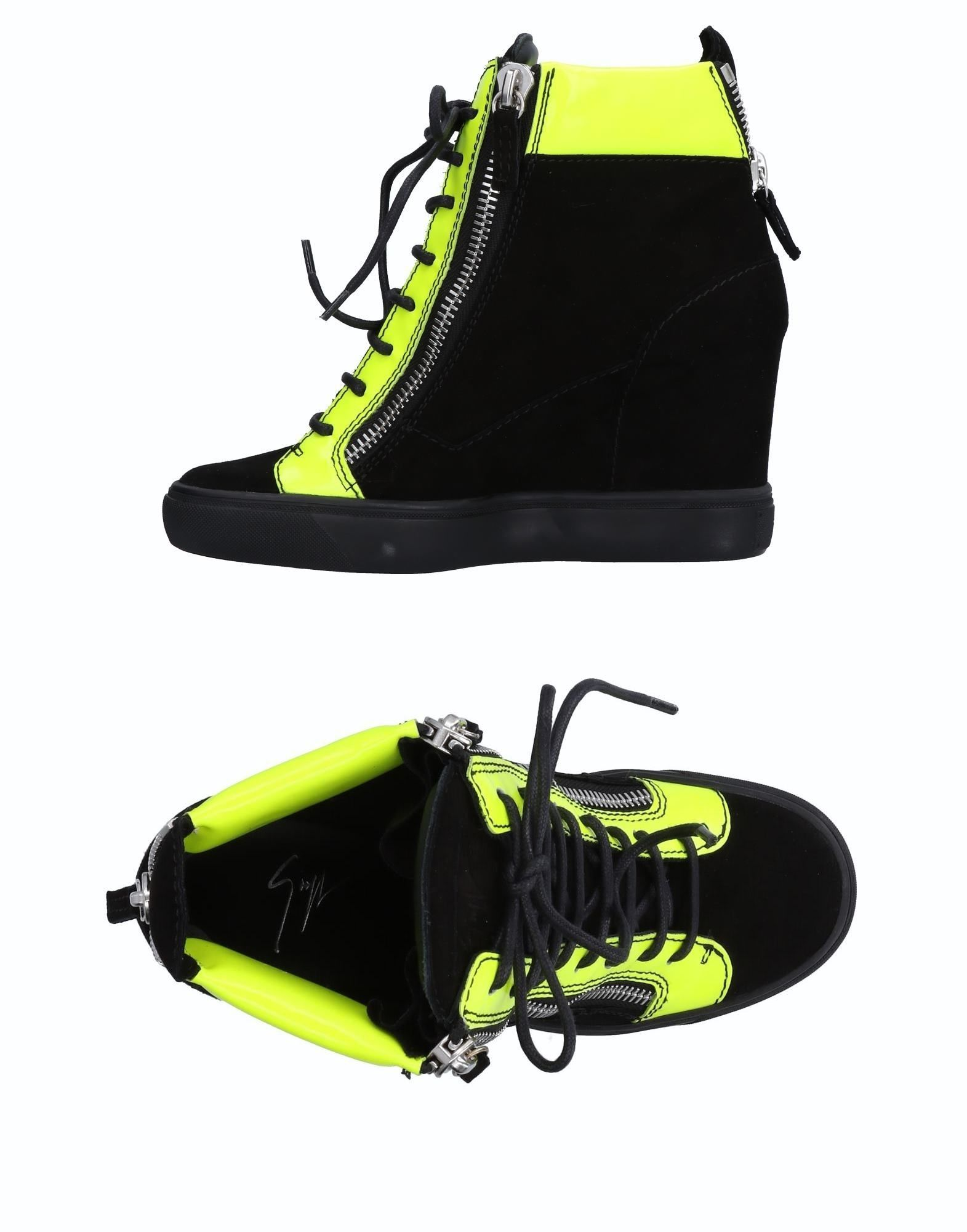 Giuseppe Zanotti Sneakers Damen  11504010OEGünstige gut aussehende Schuhe