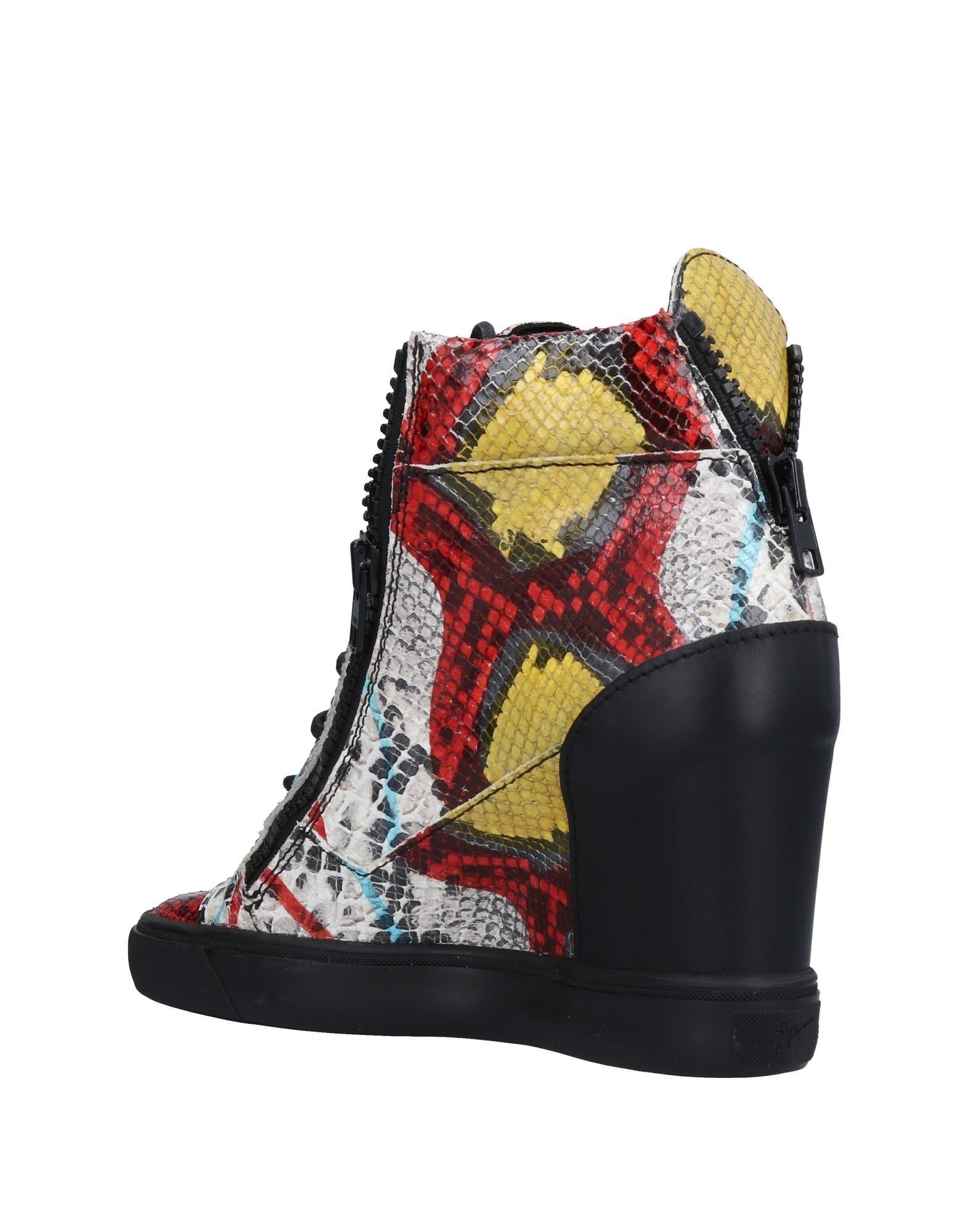 Giuseppe Zanotti Sneakers Damen aussehende  11504061TIGünstige gut aussehende Damen Schuhe 6365e3