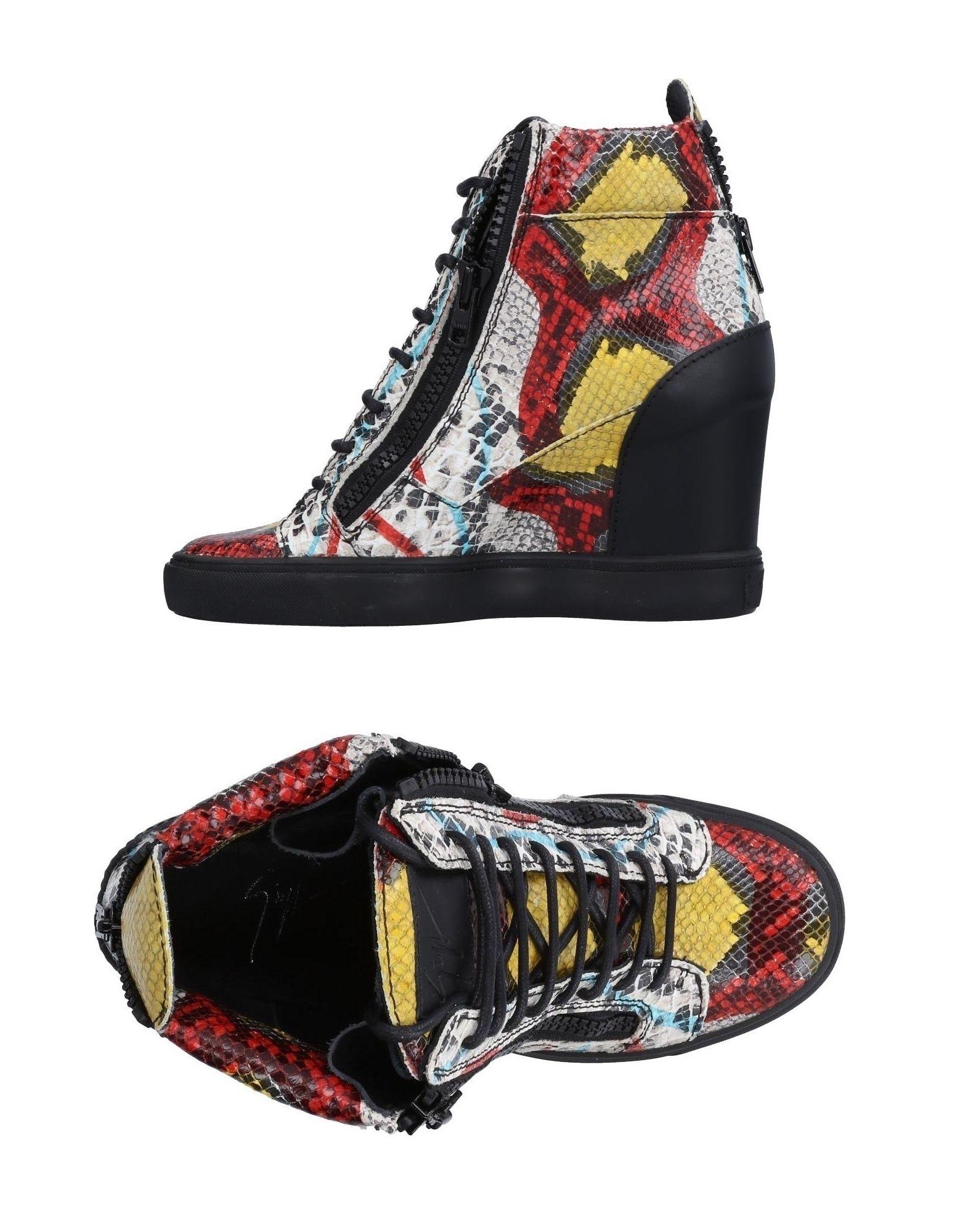Giuseppe Zanotti Sneakers - Women Giuseppe  Zanotti Sneakers online on  Giuseppe Canada - 11504061TI 503882