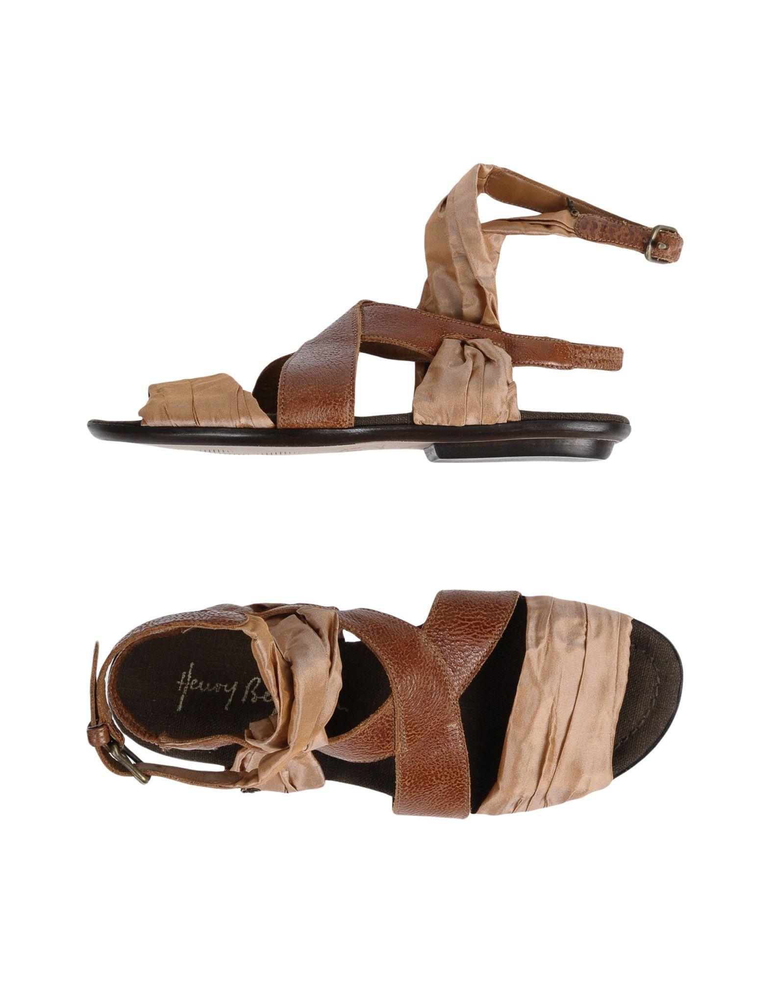 Henry Beguelin Sandals Sandals - Women Henry Beguelin Sandals Sandals online on  United Kingdom - 11504064PT feede5