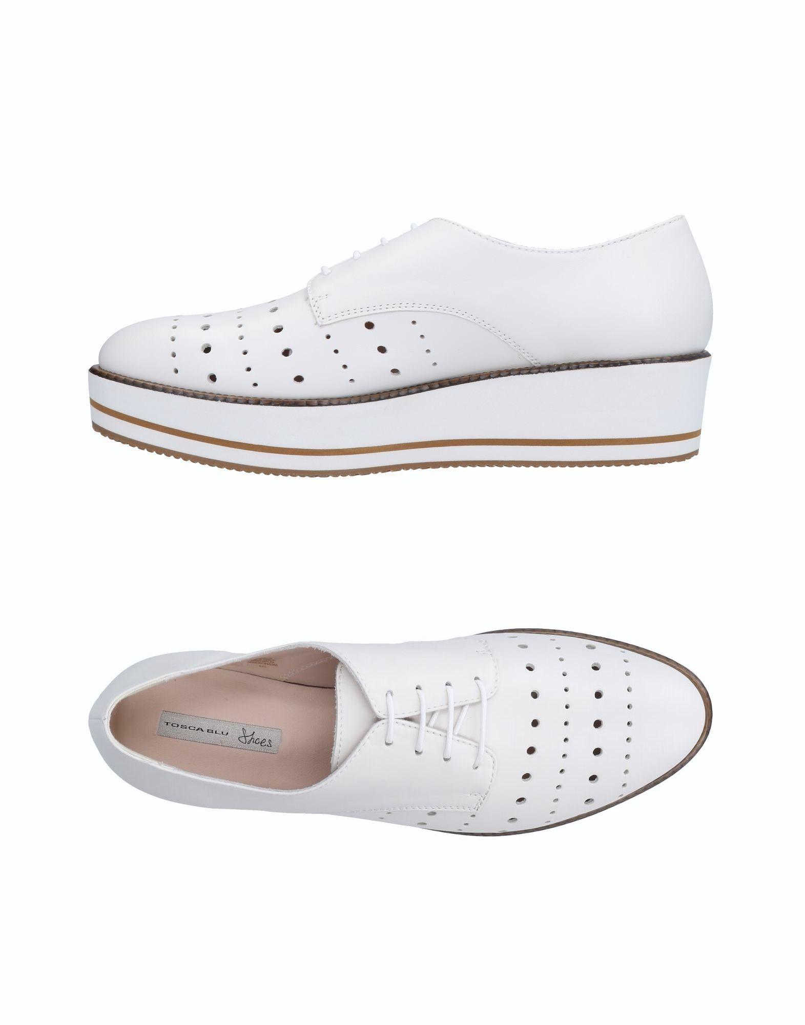 Venta de de Venta liquidación de temporada Zapato De Cordones Tosca Blu Shoes Mujer - Zapatos De Cordones Tosca Blu Shoes  Blanco b41a2d