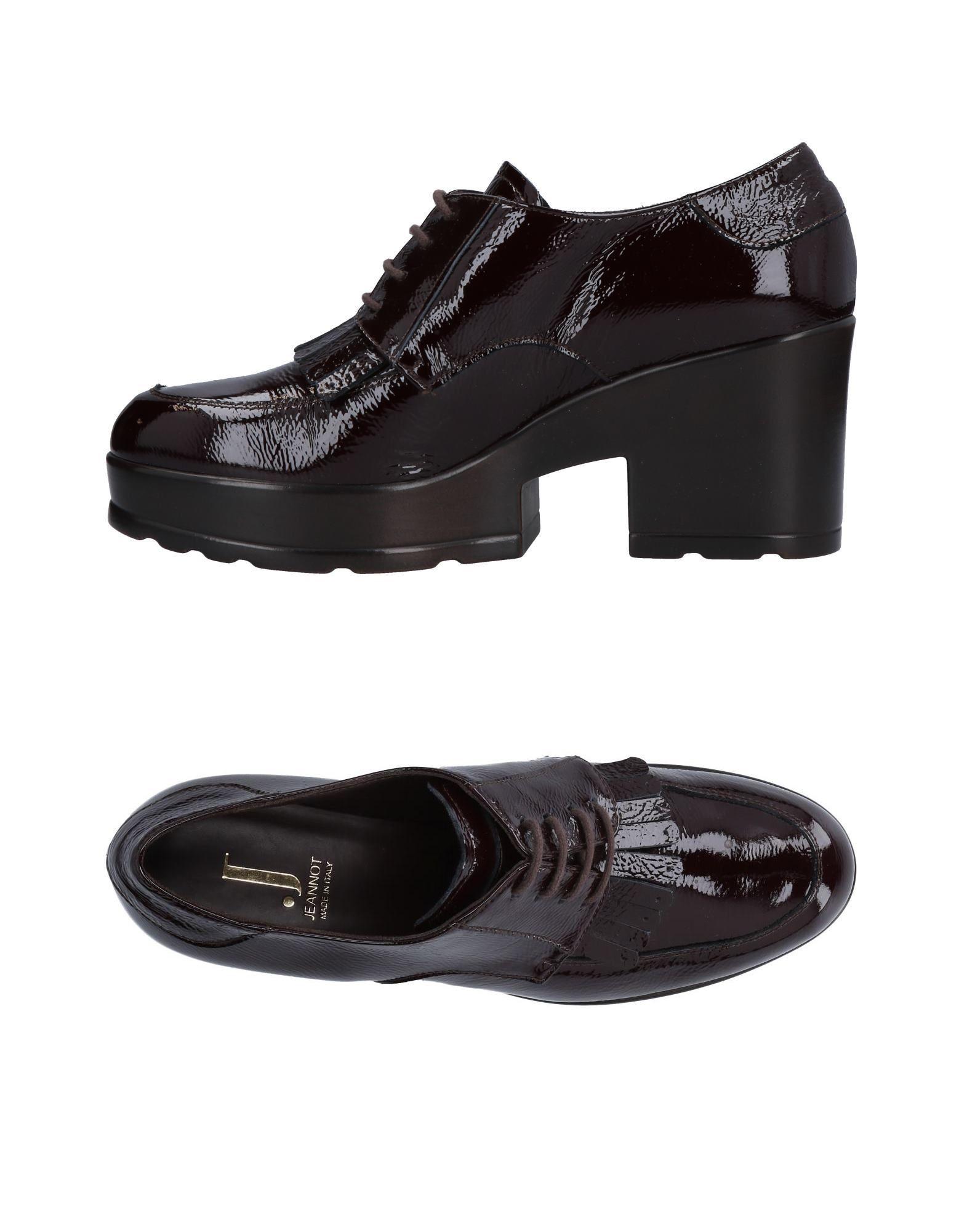 Jeannot Schnürschuhe Damen  11504259OF Gute Qualität beliebte Schuhe