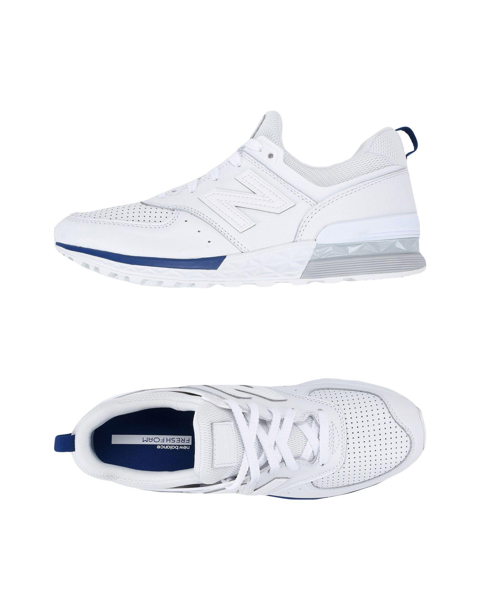 Sneakers New Balance 574 Sport Suede Perf - Uomo - 11504261UW