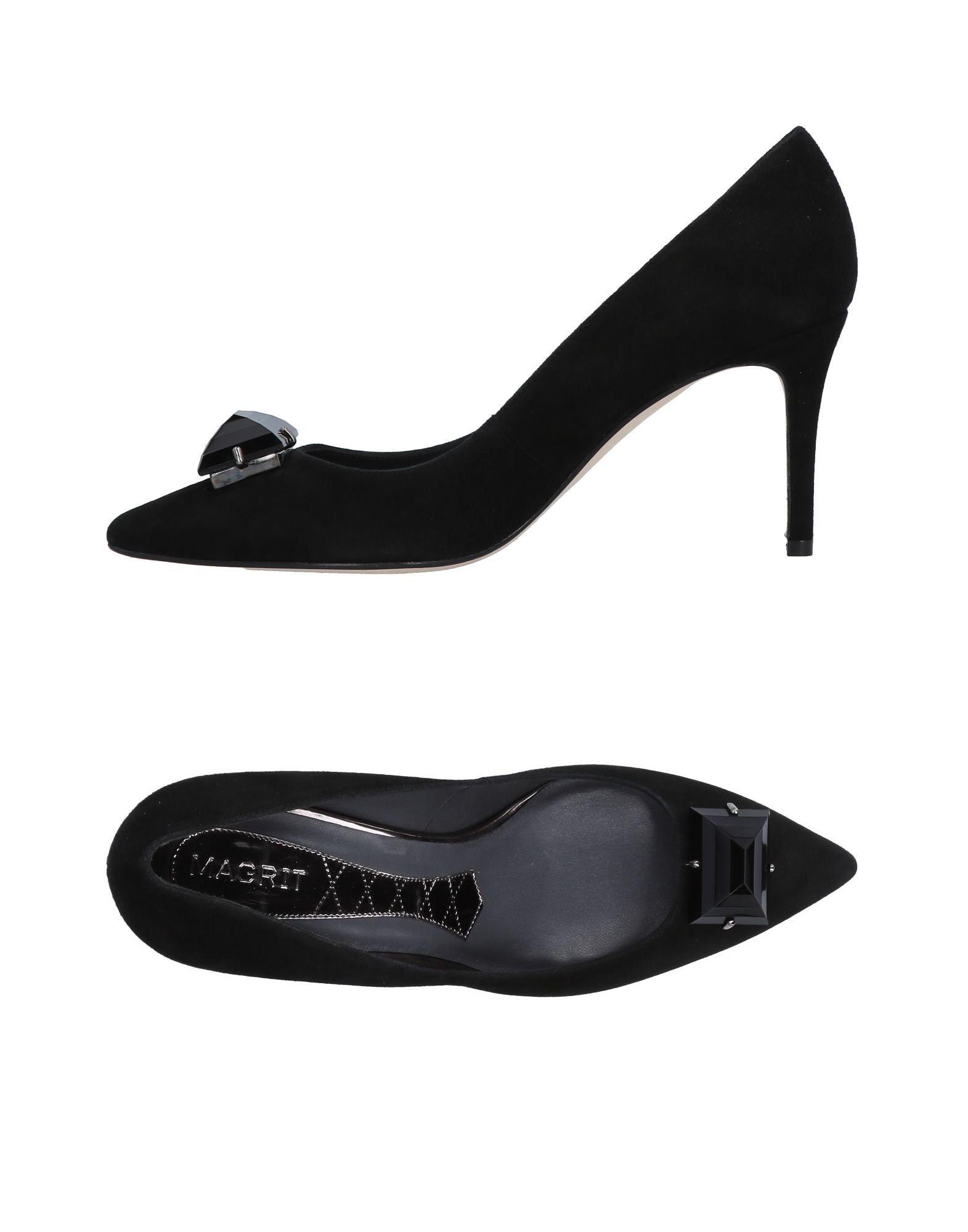 Stilvolle billige Schuhe Magrit Pumps Damen  11504313CF