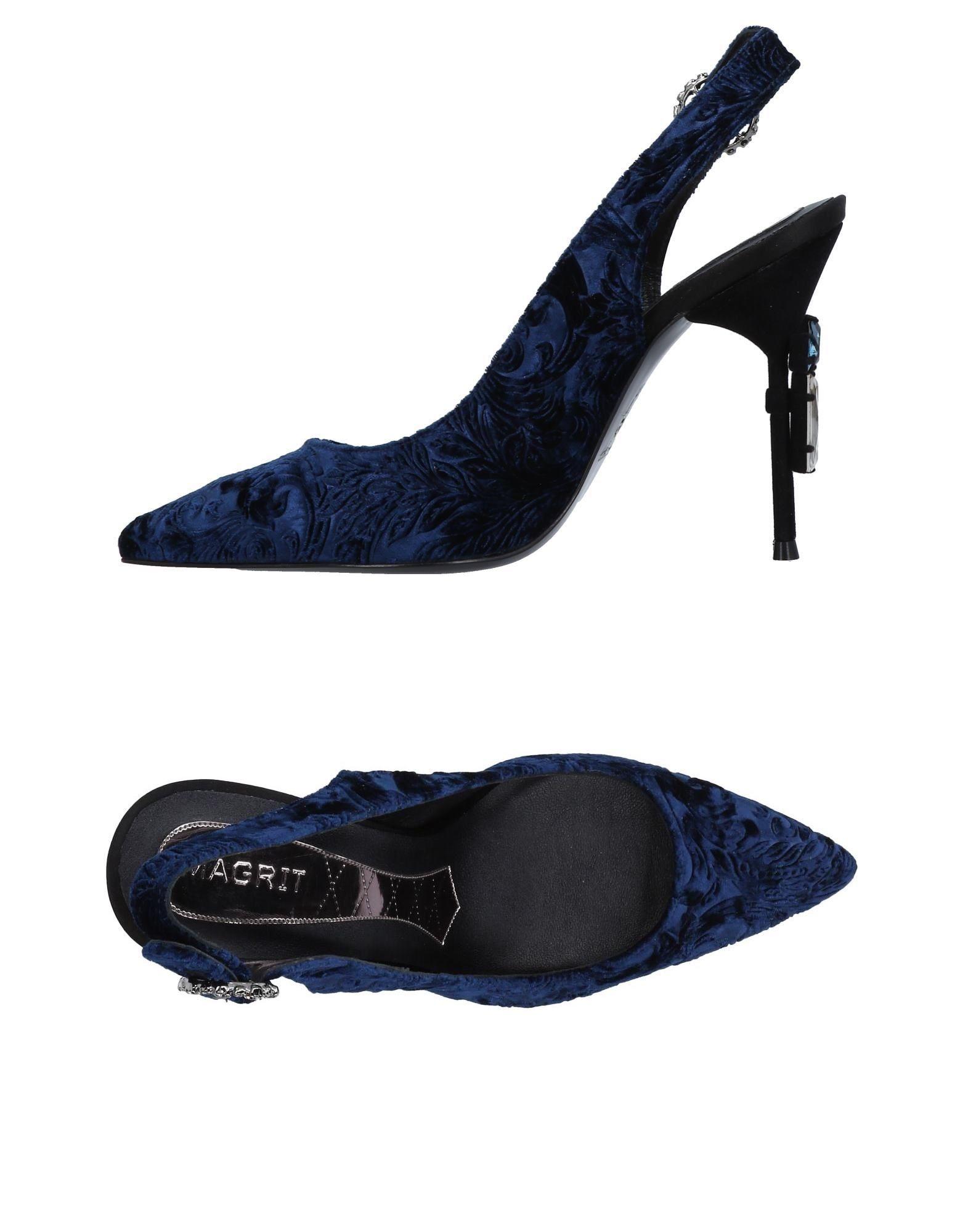 Haltbare Mode billige Schuhe Magrit Sandalen Damen  11504346UW Heiße Schuhe