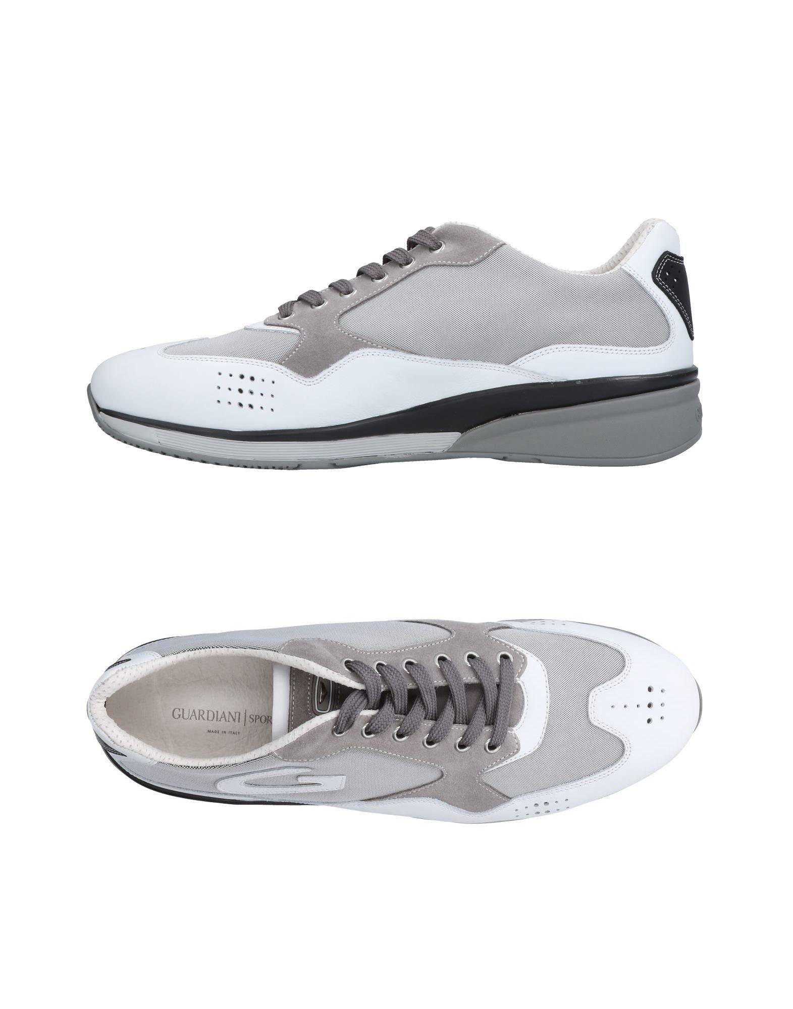 Rabatt echte Schuhe Alberto Guardiani Sneakers Herren  11504373EN