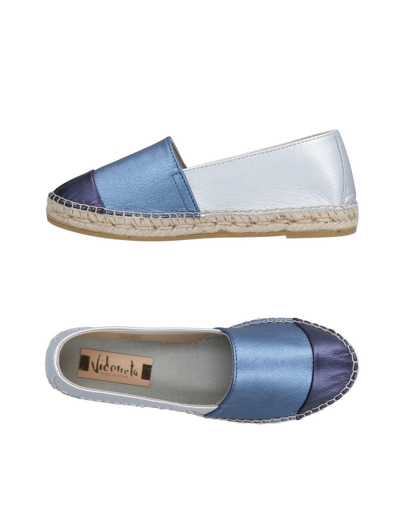 Günstige und modische Schuhe Vidorreta Espadrilles Damen  11504374VC