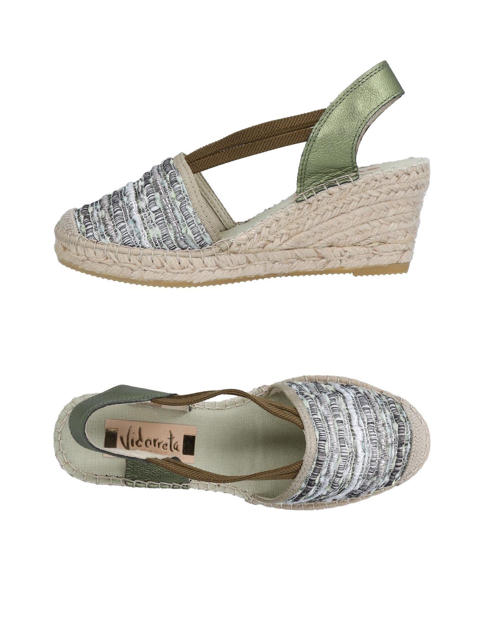 Vidorreta Espadrilles Damen  11504391IA Gute Qualität beliebte Schuhe