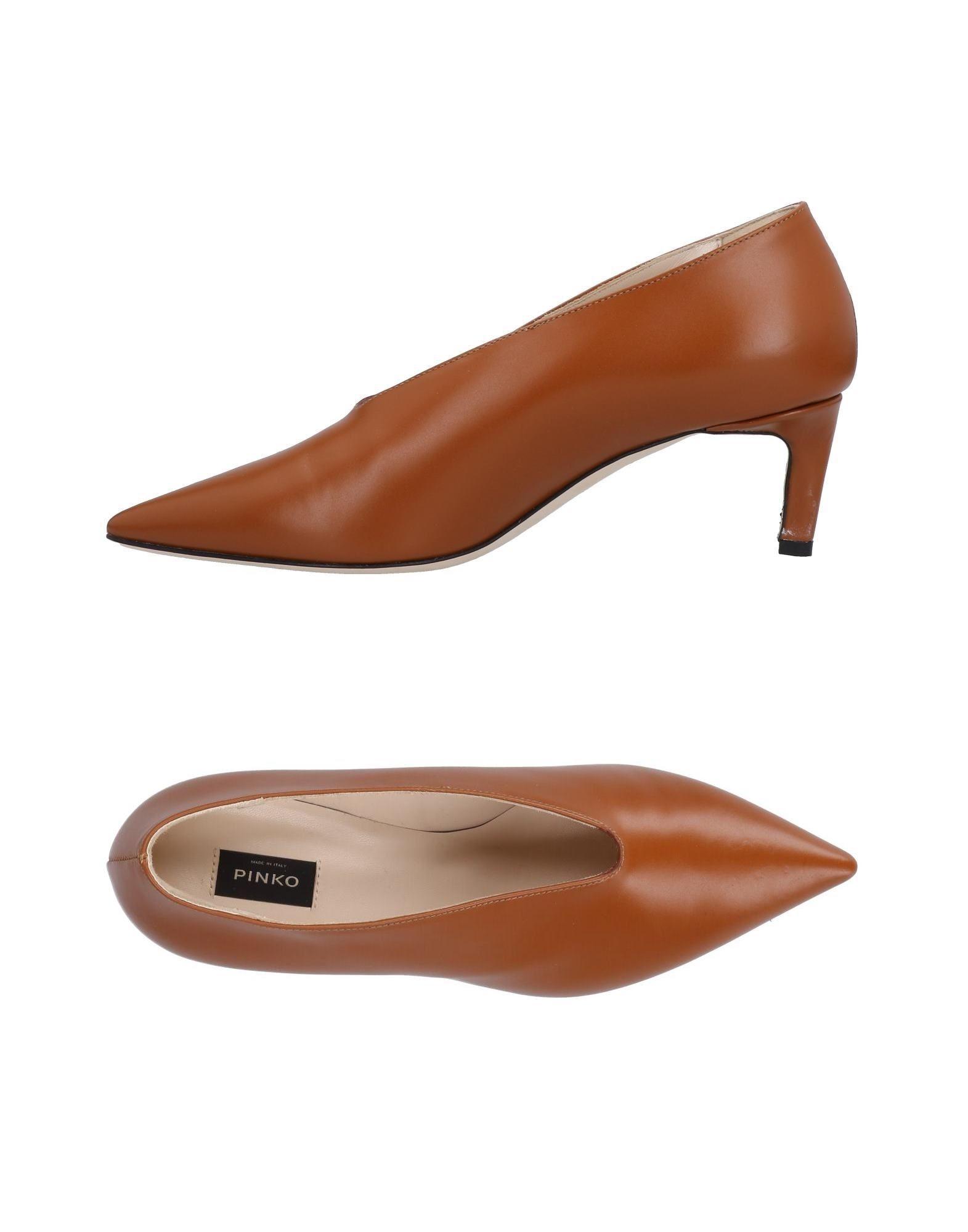 Los últimos zapatos para de descuento para zapatos hombres y mujeres Zapato De Salón Pinko Mujer - Salones Pinko  Marrón 8335a7