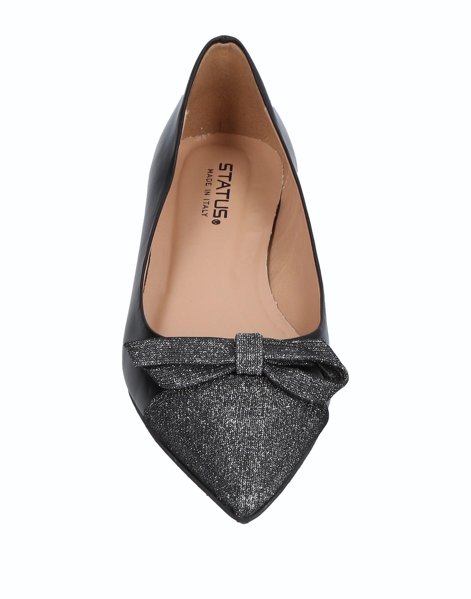 Status Ballerinas Damen  Heiße 11504467EW Heiße  Schuhe a51010