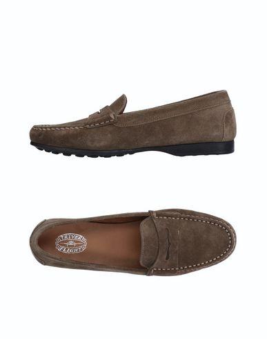 Los últimos zapatos de descuento para Triver hombres y mujeres Mocasín Triver para Flight Mujer - Mocasines Triver Flight - 11504502DL Caqui 034fe5