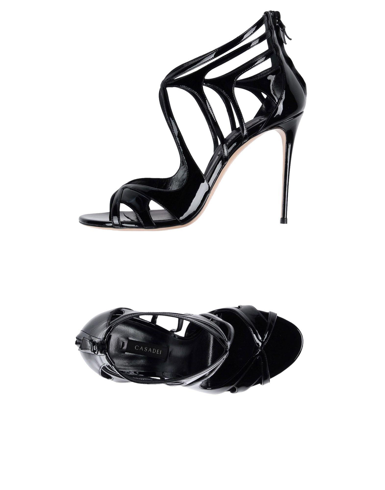 Haltbare Mode billige Schuhe Casadei Sandalen Damen  11504518TS Heiße Schuhe
