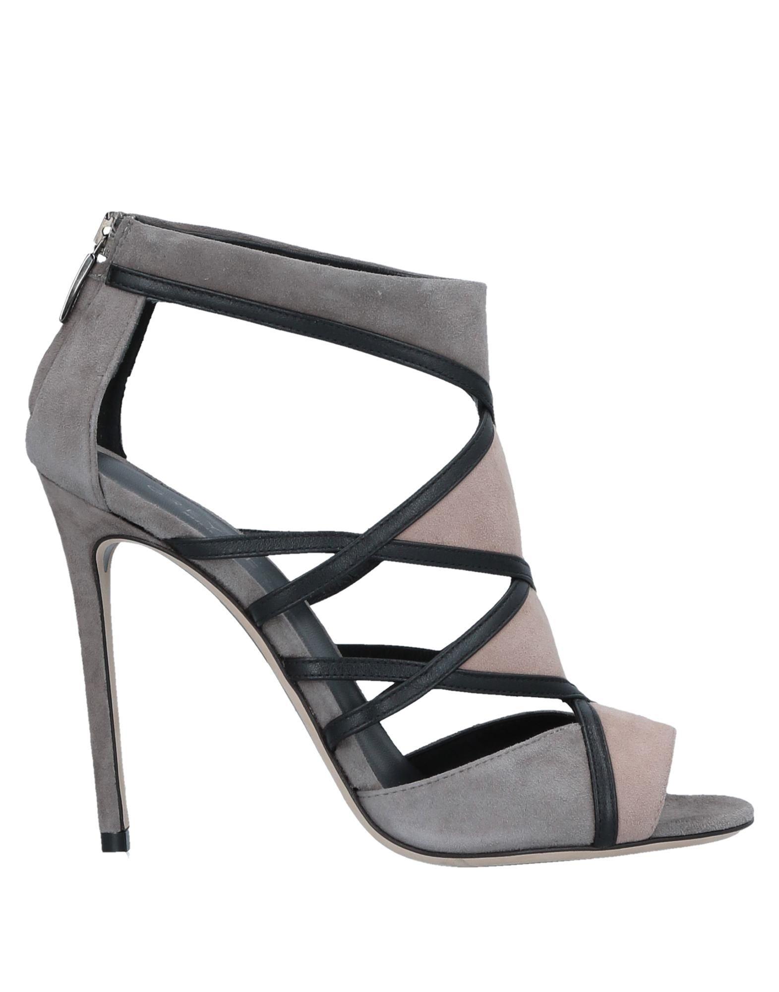 Rabatt Schuhe Grey Mer Sandalen Damen  11504546CC