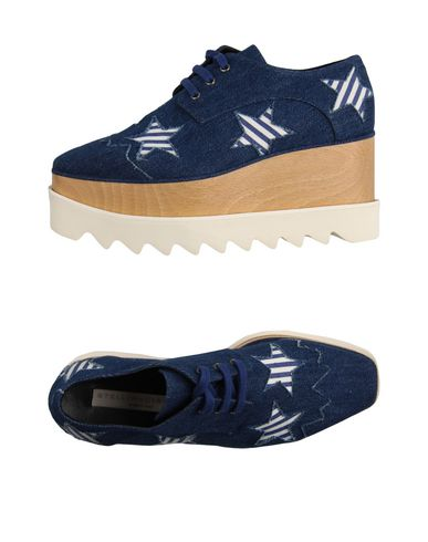 le dernier 1cc43 476ad STELLA McCARTNEY Chaussures à lacets - Chaussures | YOOX.COM