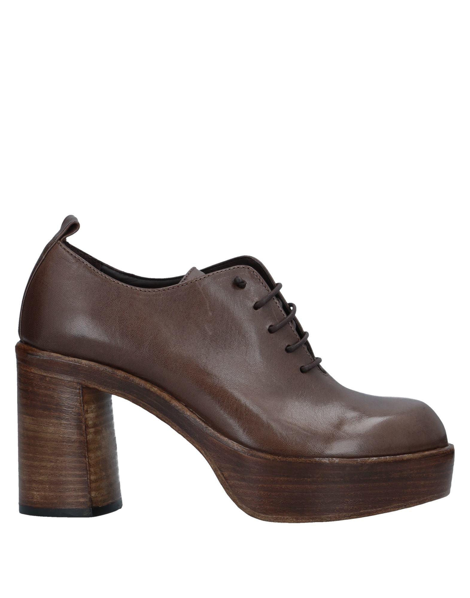 Stilvolle billige Schuhe Ernesto Dolani Schnürschuhe Damen  11504572KM