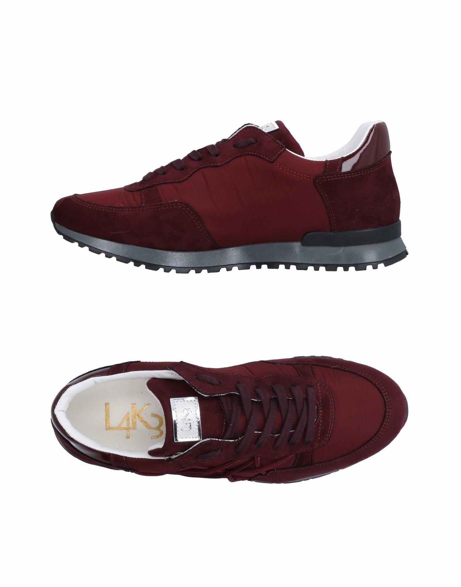 Sneakers L4k3 Homme - Sneakers L4k3  Noir Super rabais