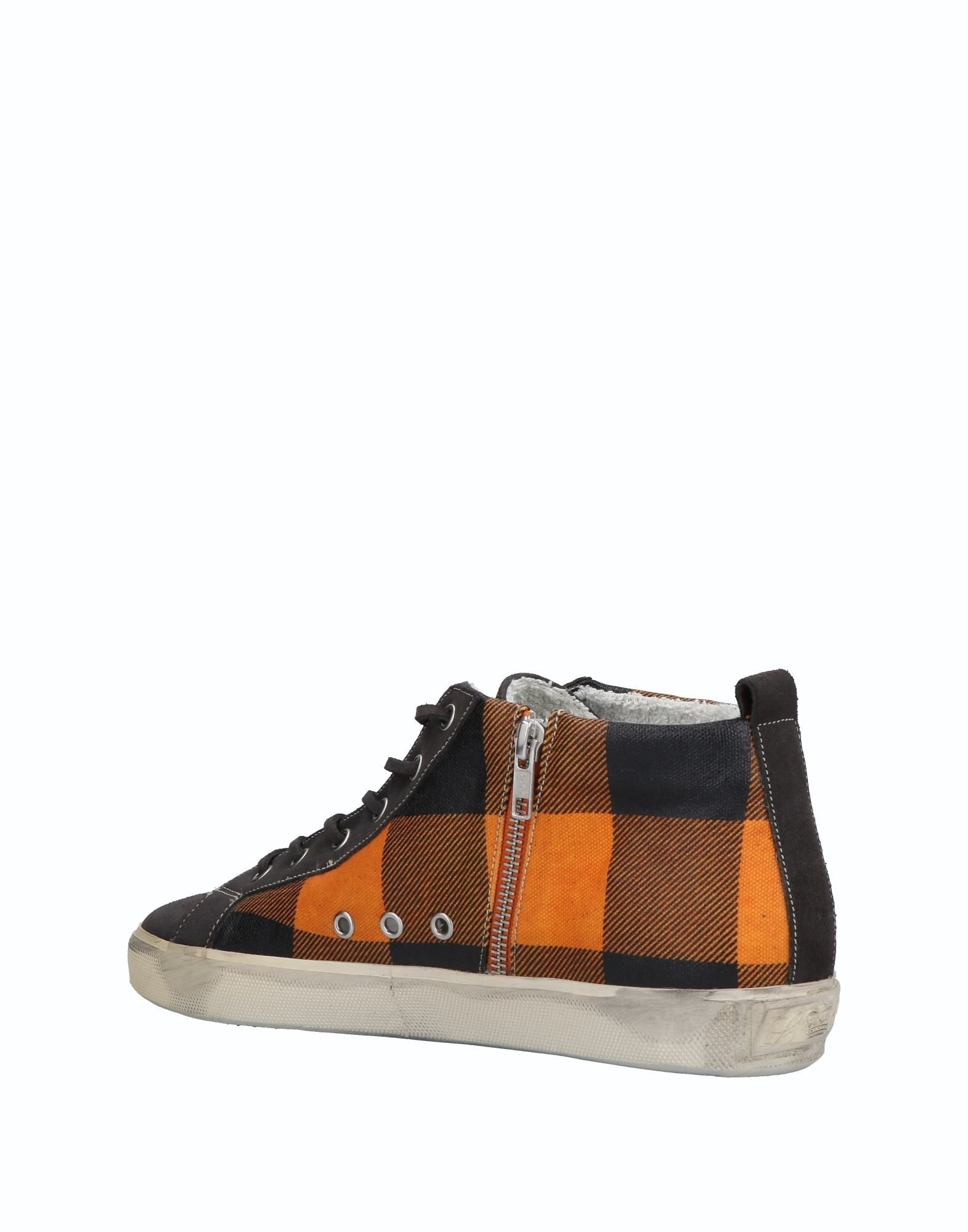 Leather Crown Sneakers Herren  11504638IO Gute Qualität beliebte Schuhe