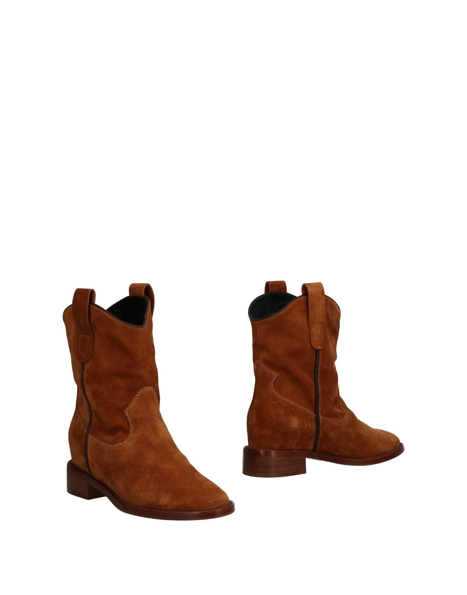 Gut um Kt billige Schuhe zu tragen18 Kt um Stiefelette Damen  11504655FJ 49da54