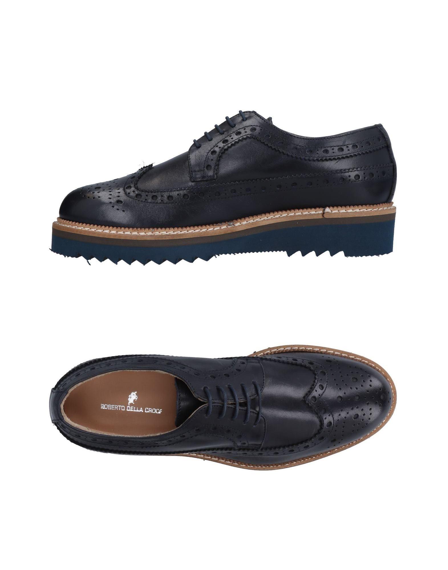 Rabatt echte Schuhe Roberto Della Croce Schnürschuhe Herren  11504696DC