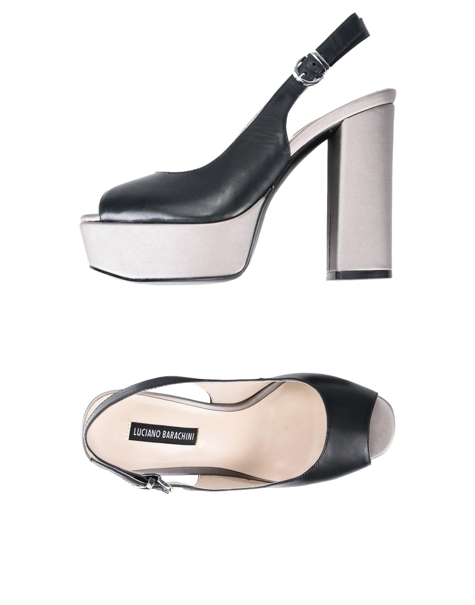 Luciano Barachini Sandalen Damen  11504753WB Gute Qualität beliebte Schuhe