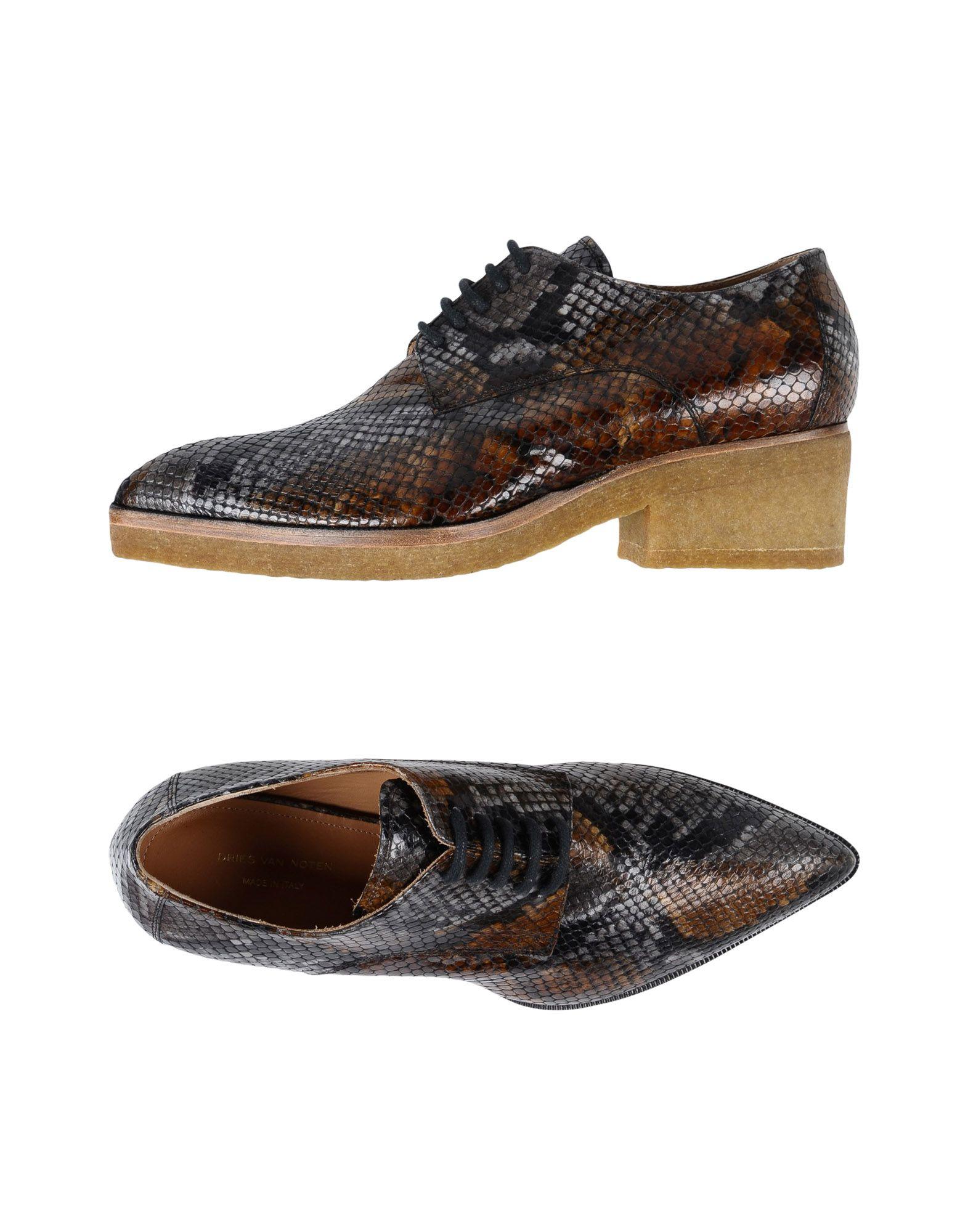 Dries Van Noten Schnürschuhe Damen  11504773OUGünstige gut aussehende Schuhe