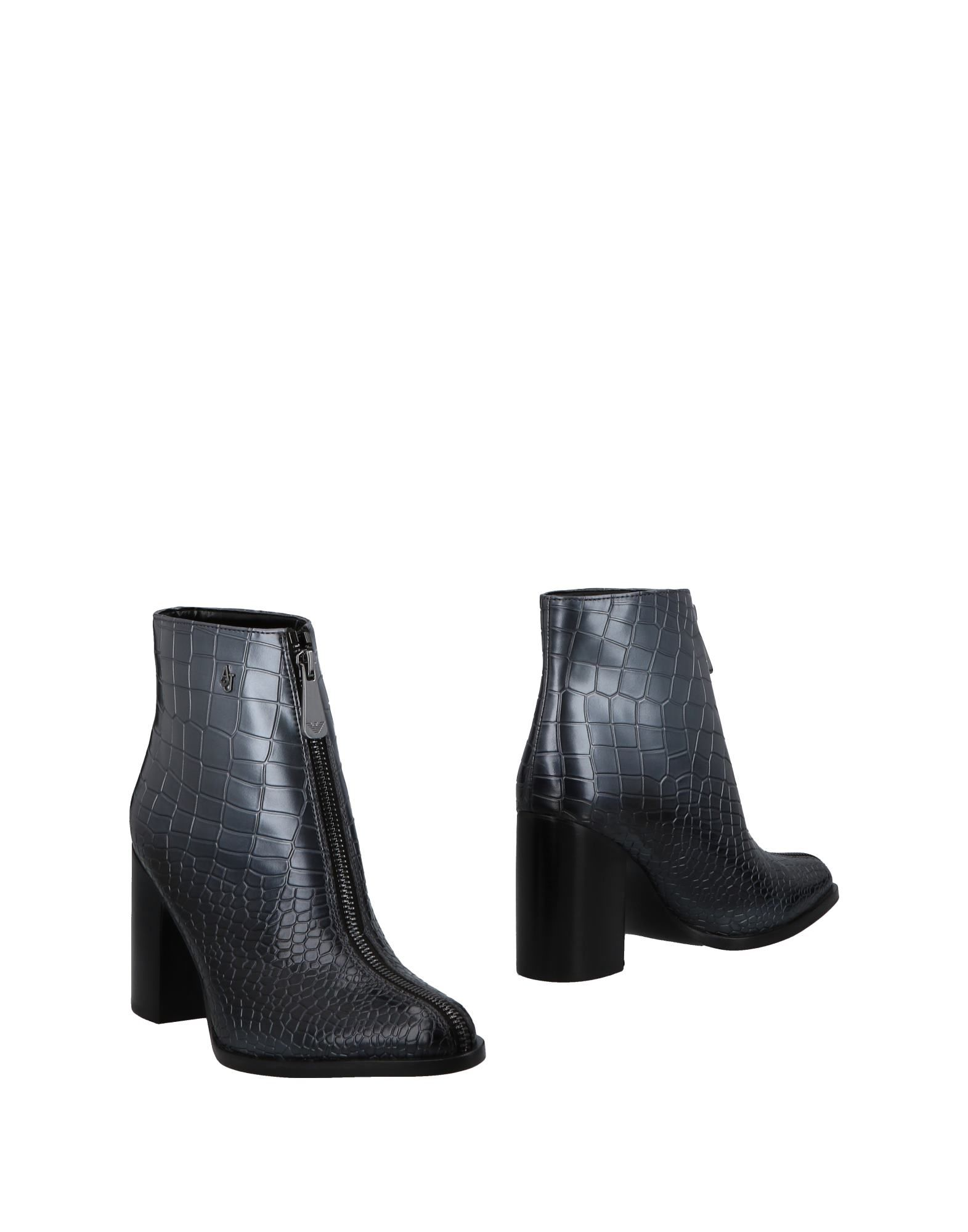 Stilvolle billige Schuhe Armani Jeans Stiefelette Damen  11504806LE