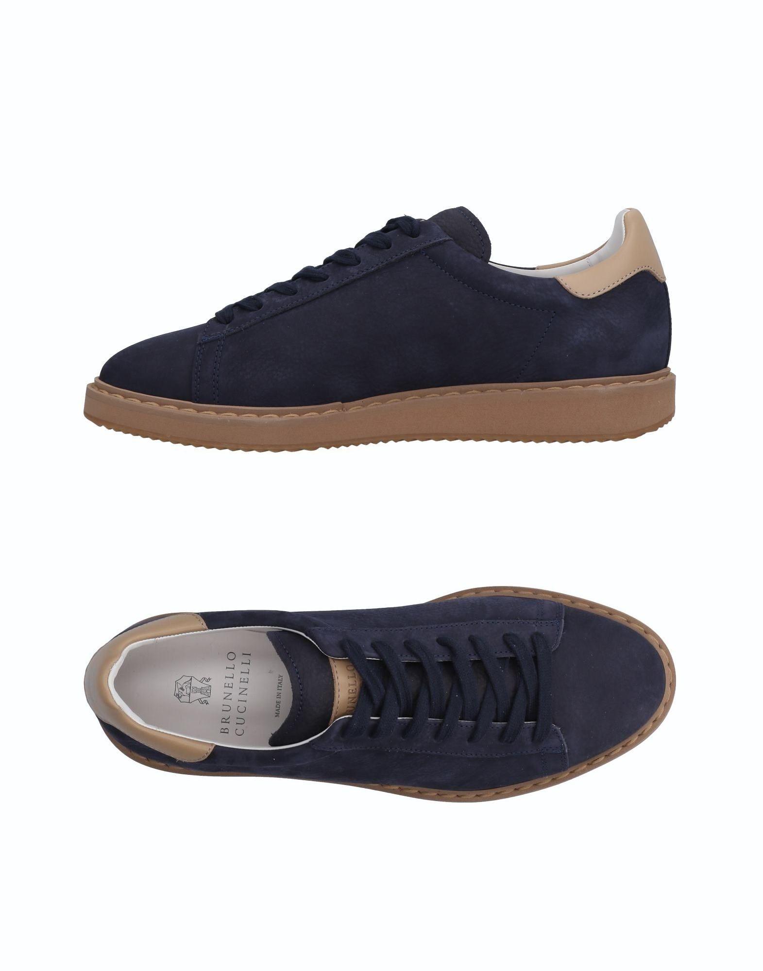 Brunello Cucinelli Sneakers Herren  11504866AS Gute Qualität beliebte Schuhe
