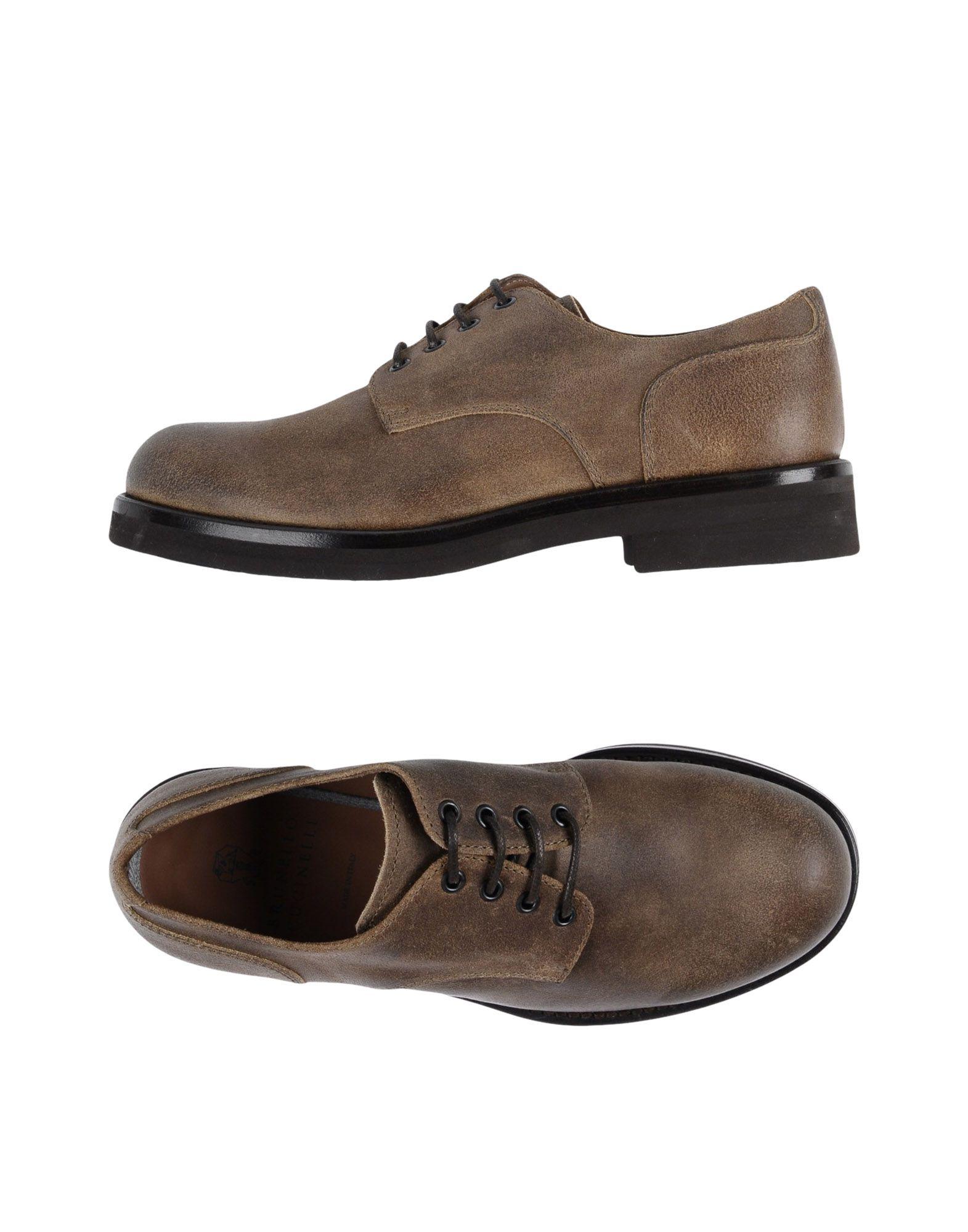 Brunello Cucinelli Schnürschuhe Herren  11504875XA Gute Qualität beliebte Schuhe