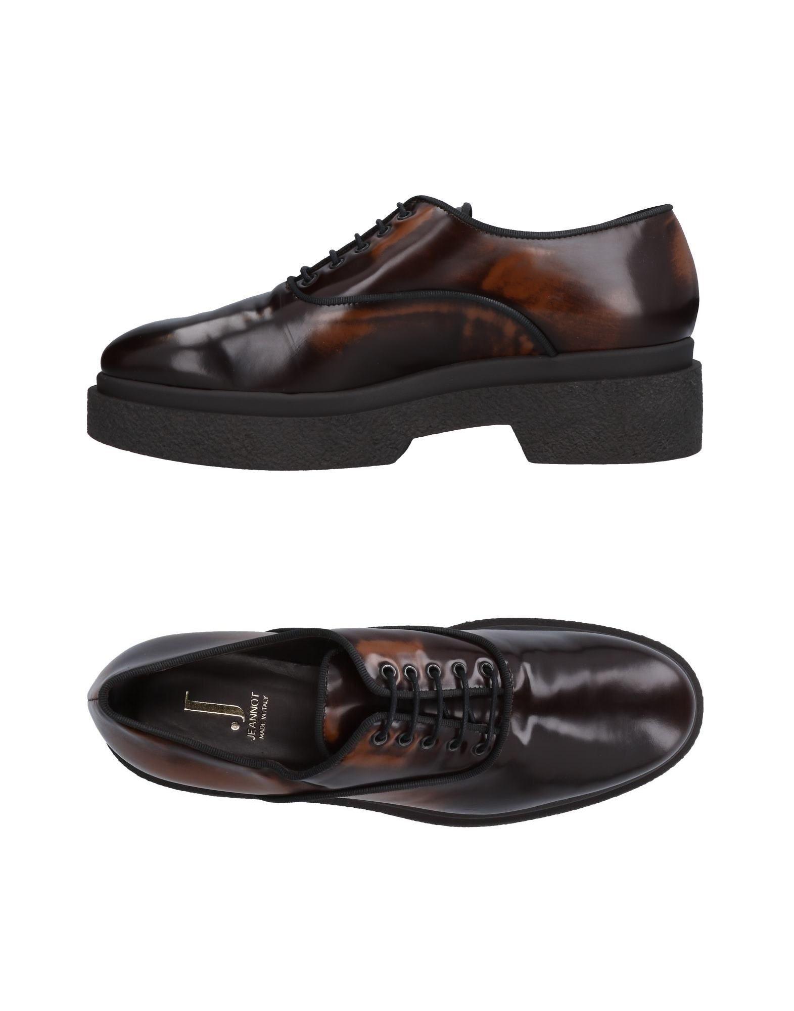 Jeannot Schnürschuhe Damen  11504894AC Gute Qualität beliebte Schuhe