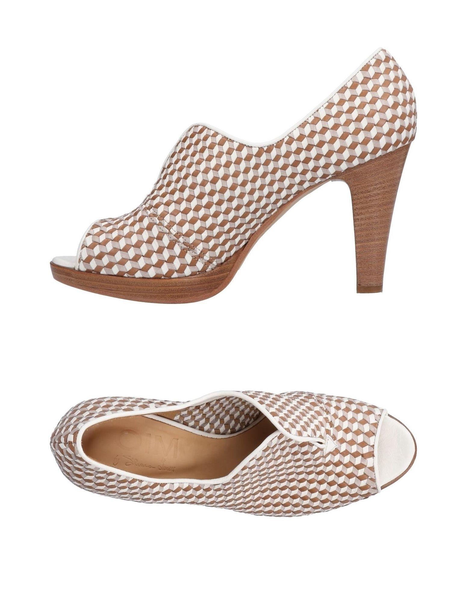 Stilvolle billige Schuhe Pumps Oim By Silvana Lauri Pumps Schuhe Damen  11504897DV bbbf49