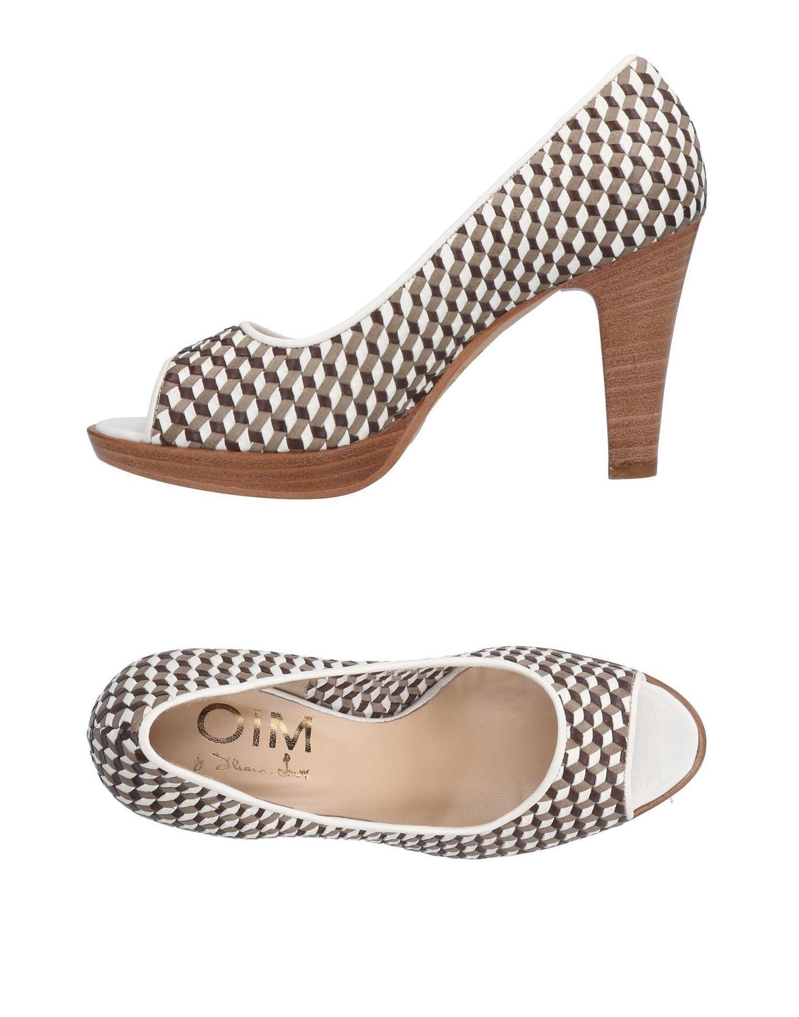 Oim By Silvana Lauri Pumps Damen  11504903AU Gute Qualität beliebte Schuhe