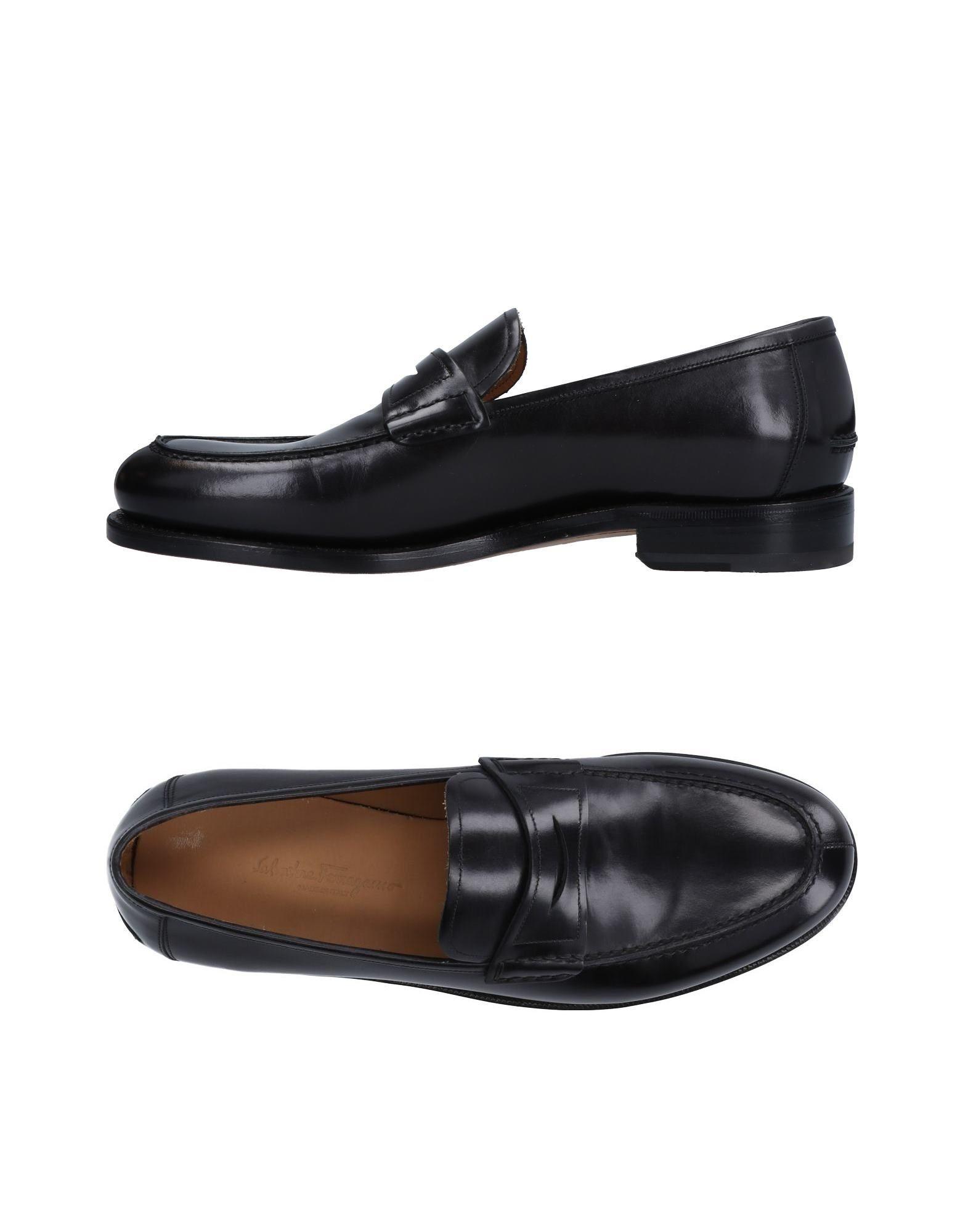 Salvatore Ferragamo Mokassins Herren  11504914HR Gute Qualität beliebte Schuhe