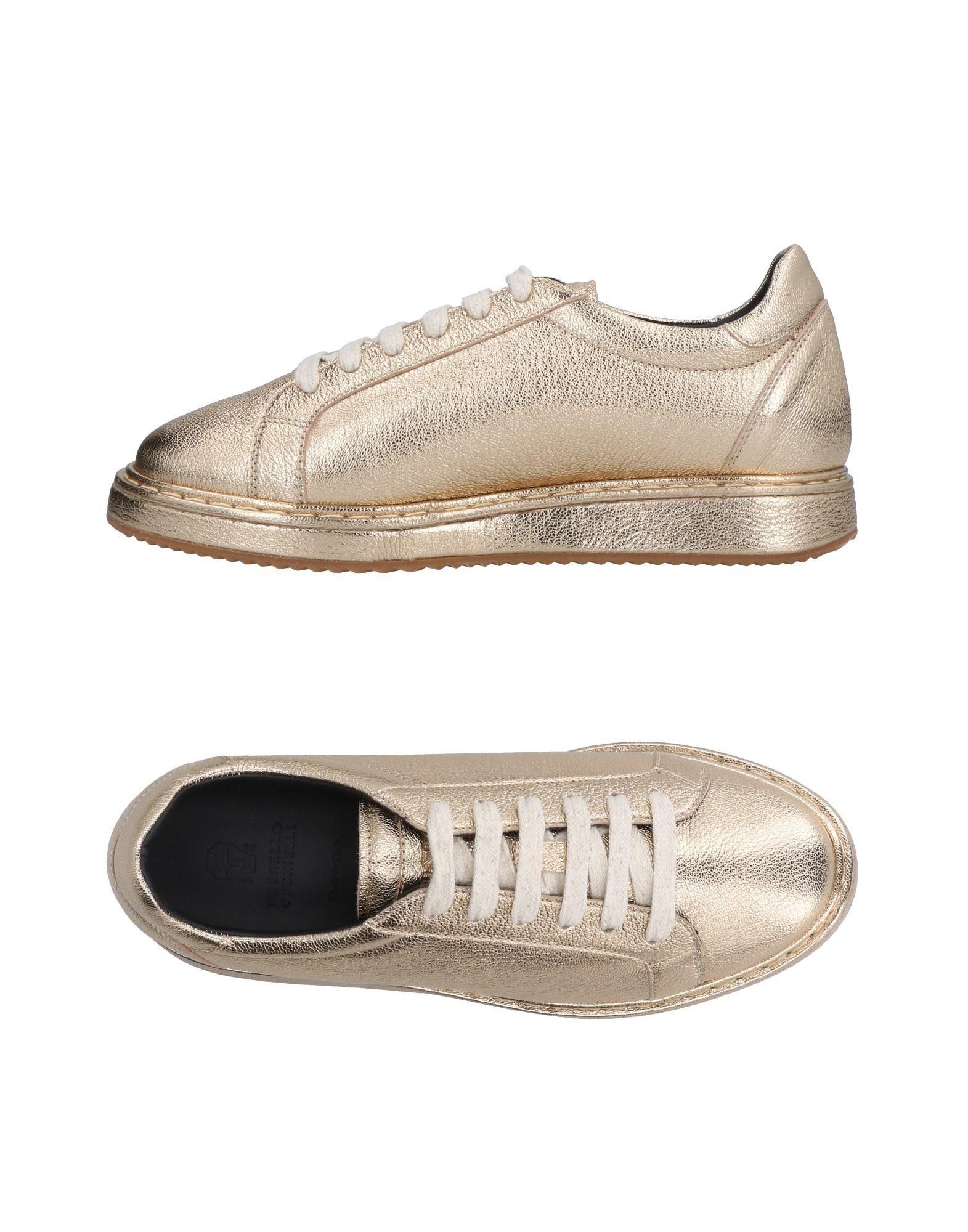 Sneakers Brunello Cucinelli Donna - 11504925WX