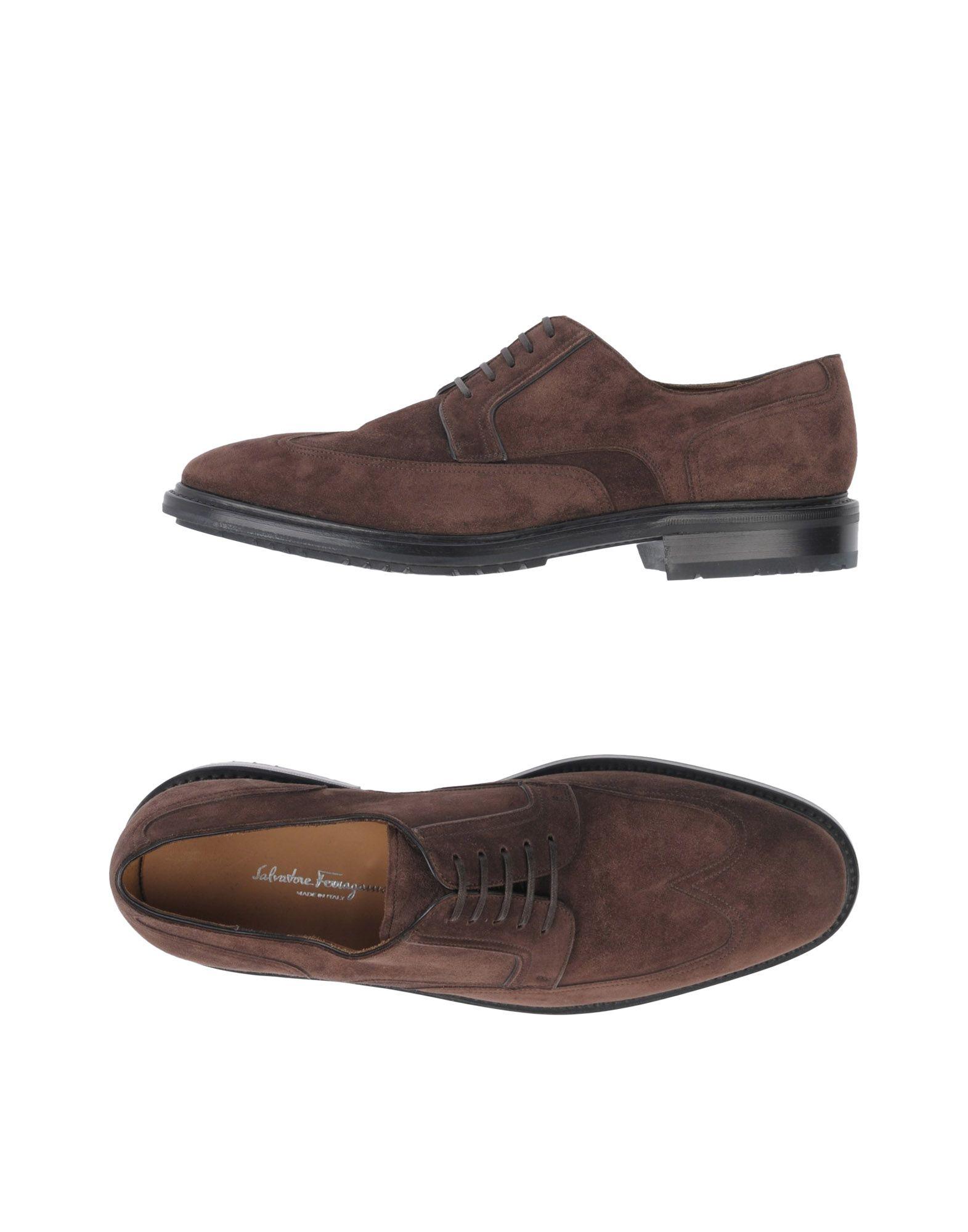 Salvatore Ferragamo Schnürschuhe Herren  11504928KF Gute Qualität beliebte Schuhe