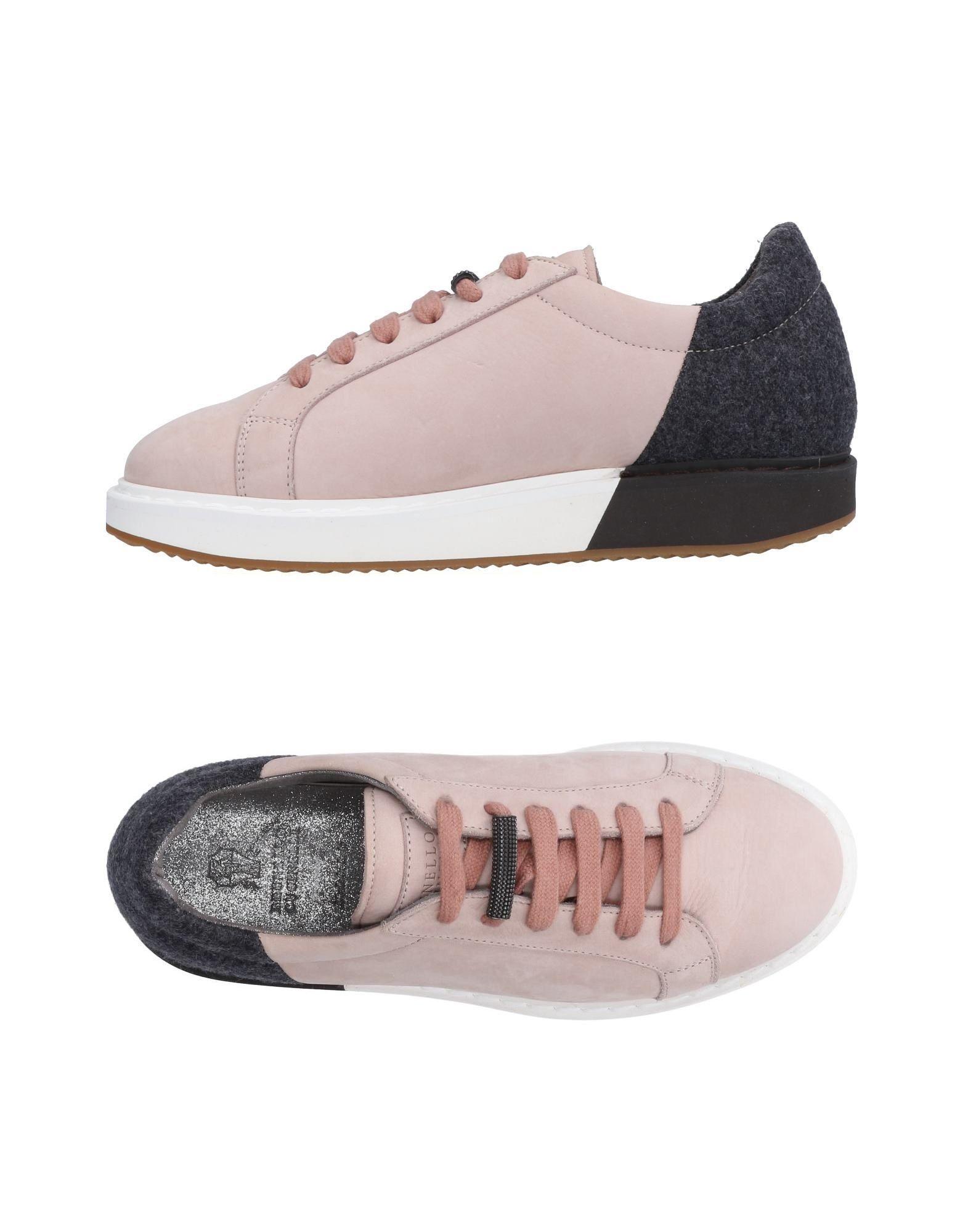 Brunello Cucinelli Sneakers Damen Beliebte  11504929VF Beliebte Damen Schuhe 065054
