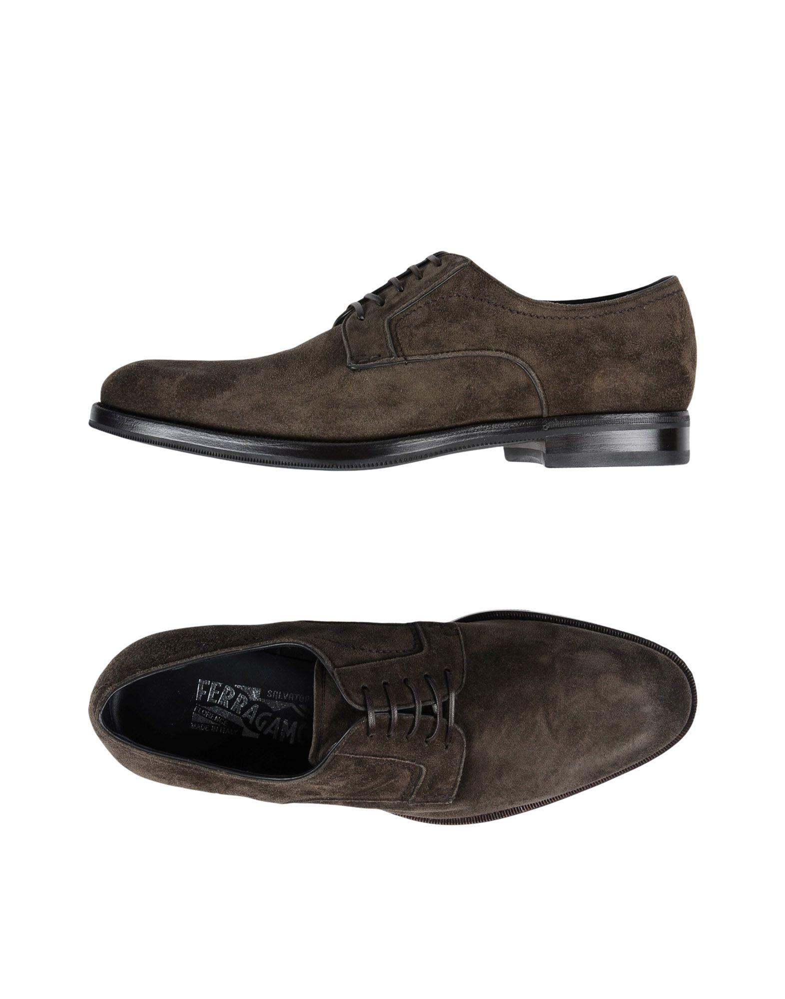 Salvatore Ferragamo Schnürschuhe Herren  11504953AL Neue Schuhe
