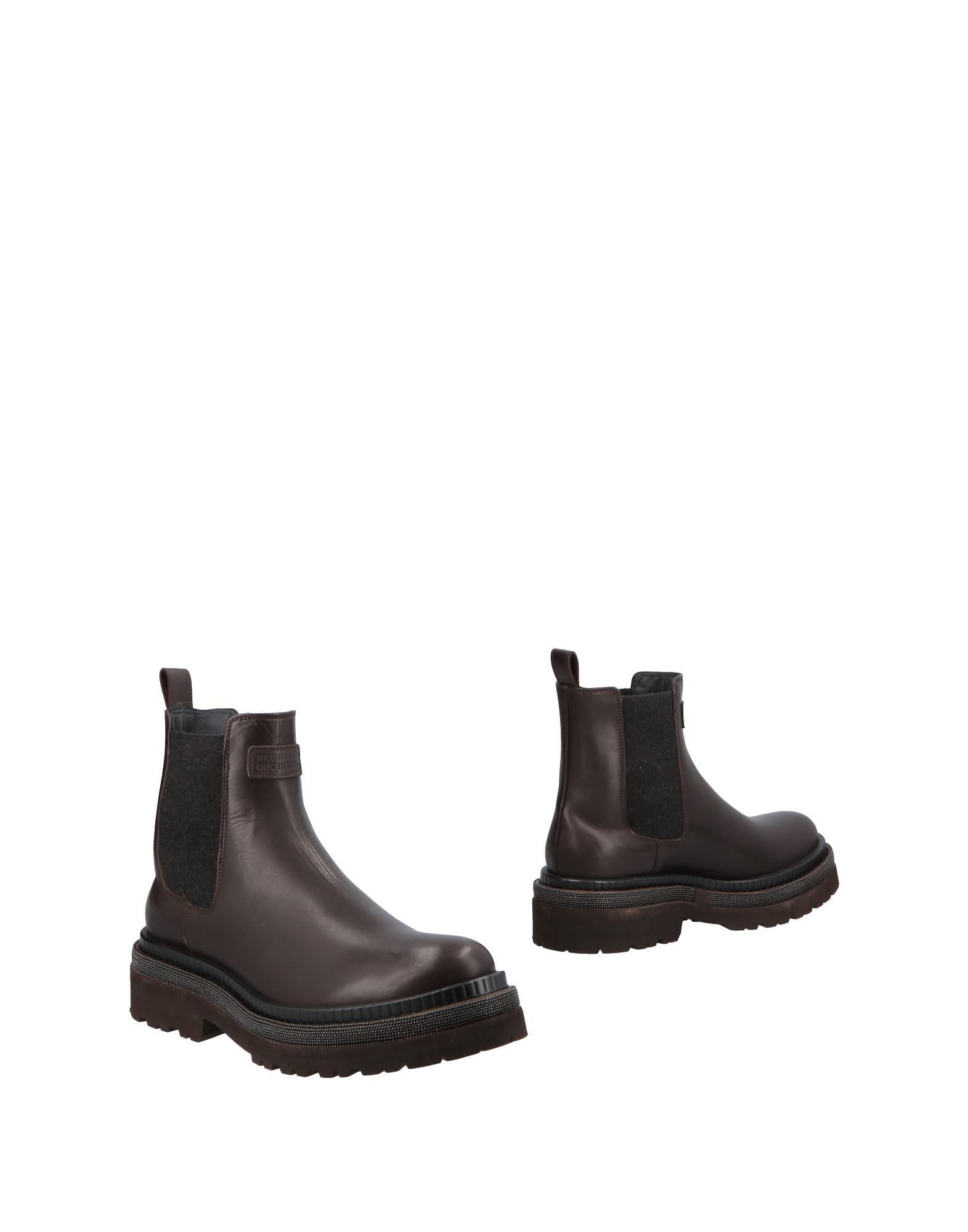 Brunello Cucinelli Ankle Boot - Boots Women Brunello Cucinelli Ankle Boots - online on  Australia - 11504964OD 2502ef