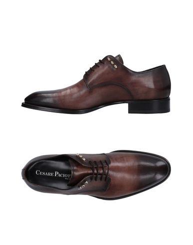 Zapatos Cordones con descuento Zapato De Cordones Zapatos Cesare Paciotti Hombre - Zapatos De Cordones Cesare Paciotti - 11505048QS Café d3e9f7