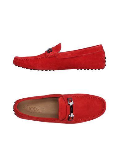 Zapatos con descuento Mocasín Tod's Hombre - Mocasines Tod's - 11505068FS Rojo