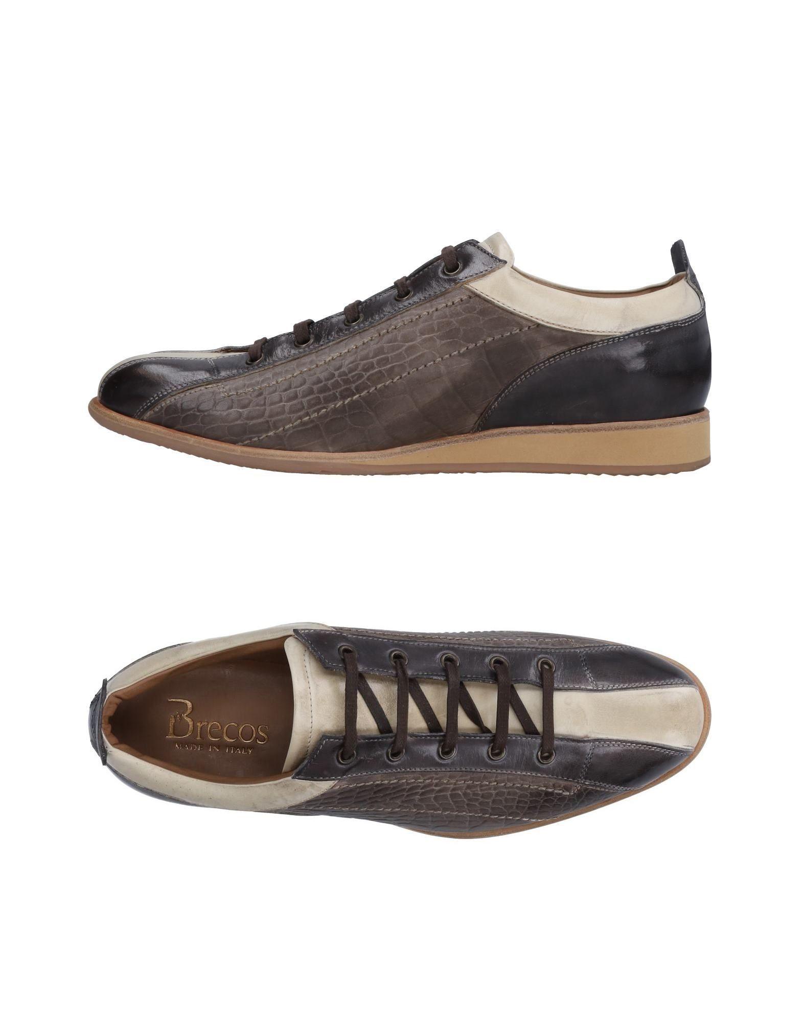 Moda Sneakers Brecos Uomo - 11505093MH