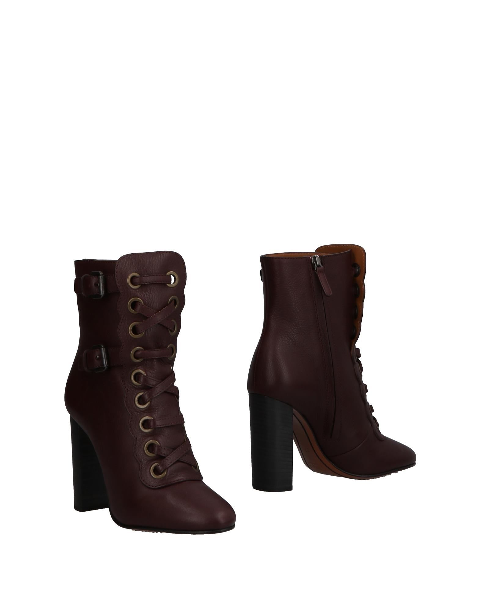 Chloé Stiefelette Damen  11505121ECGünstige gut aussehende Schuhe