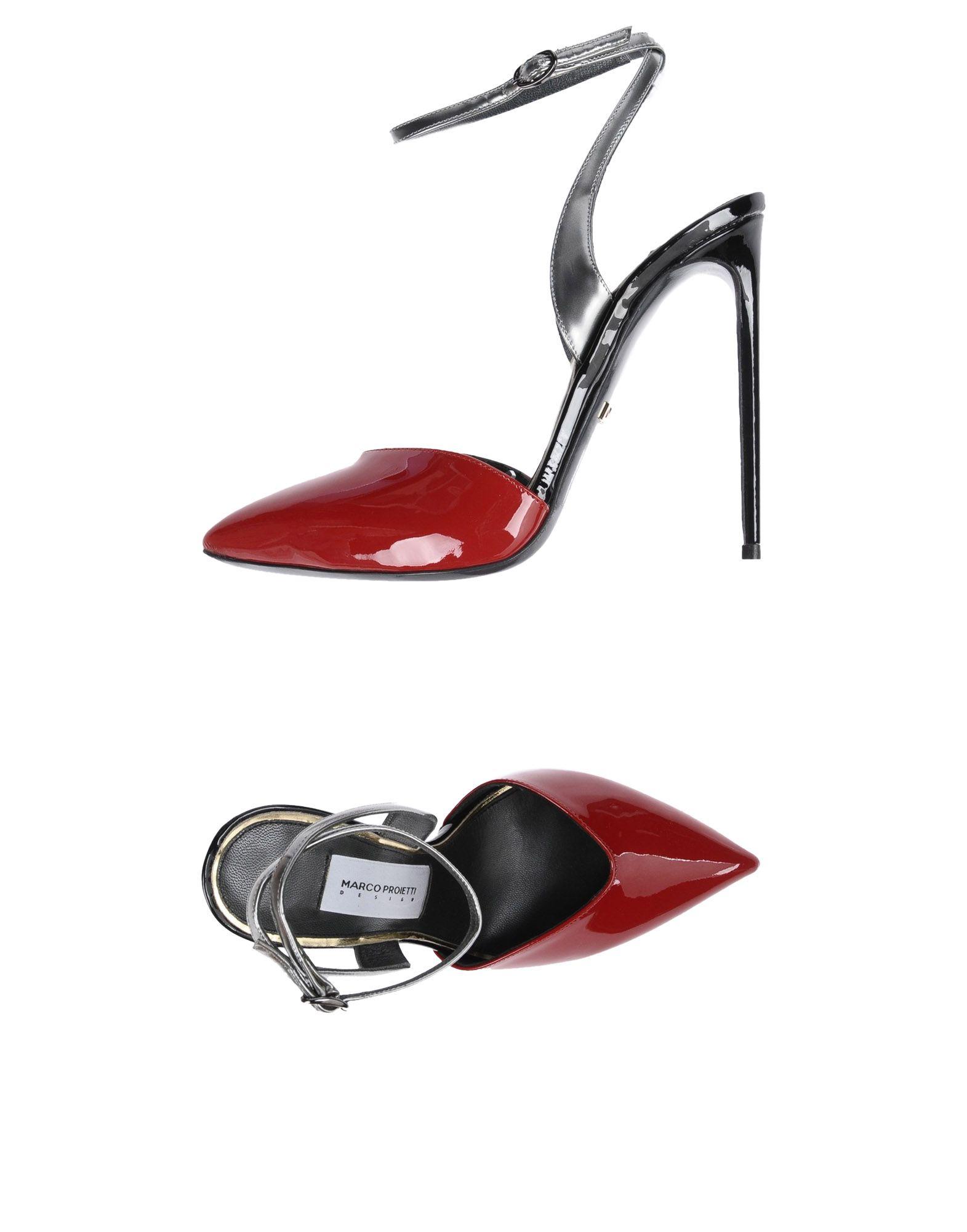 Marco Proietti Design gut Pumps Damen  11505169SGGünstige gut Design aussehende Schuhe f52927