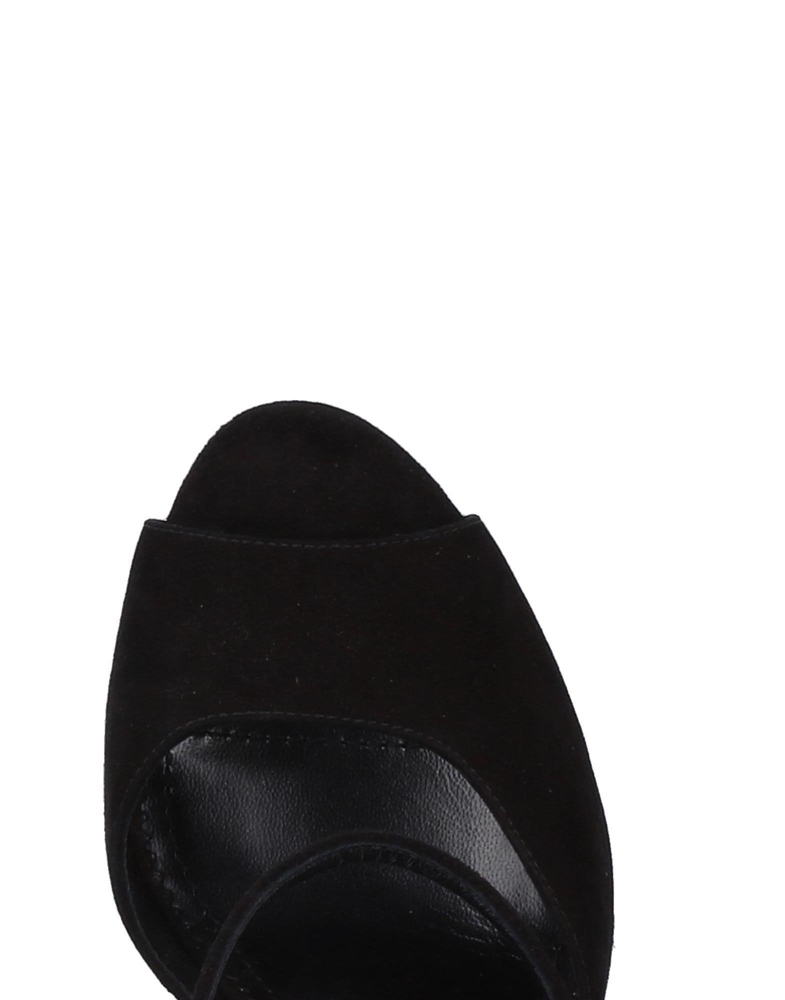 Dsquared2 Sandalen aussehende Damen  11505198QSGünstige gut aussehende Sandalen Schuhe 30daea