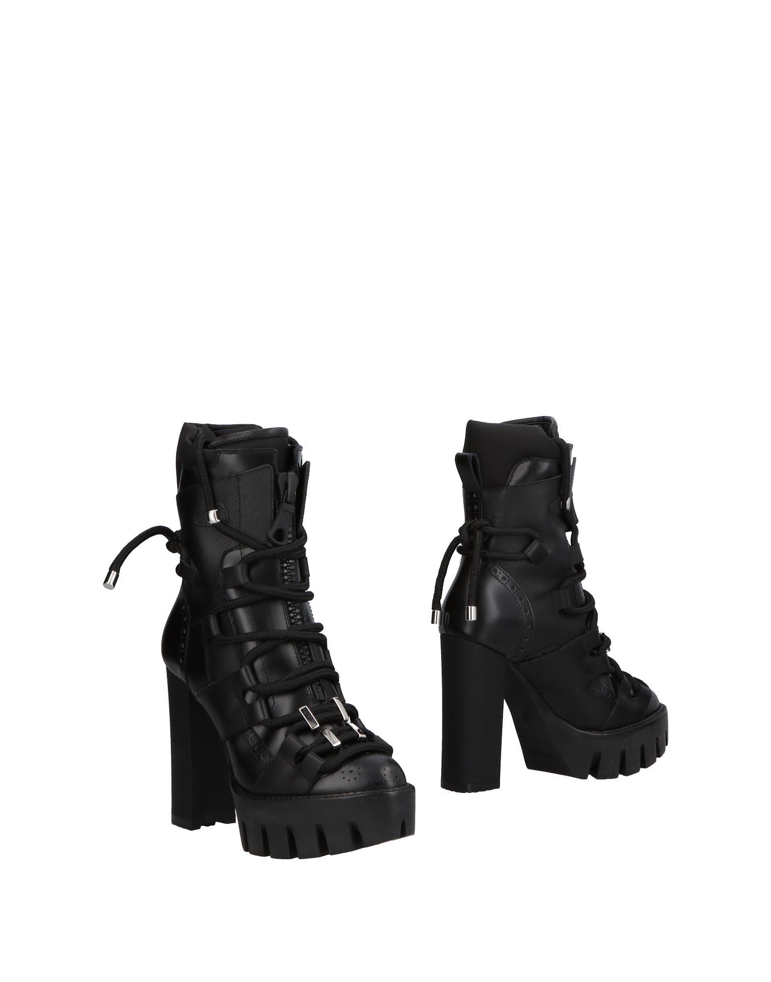 Haltbare Mode billige Schuhe Dsquared2 Stiefelette Damen  11505201FA Heiße Schuhe