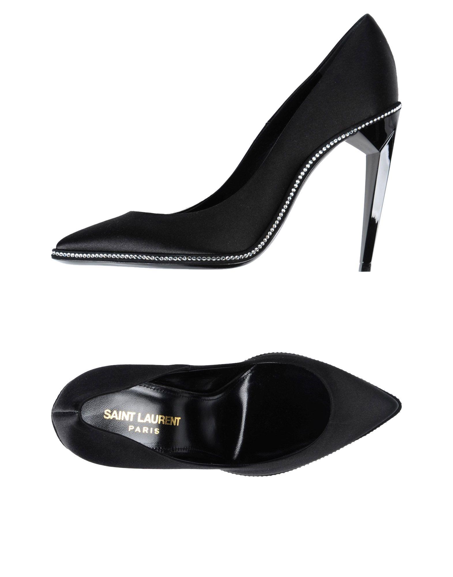 Saint Laurent Pumps Damen  11505256LJGünstige gut aussehende Schuhe