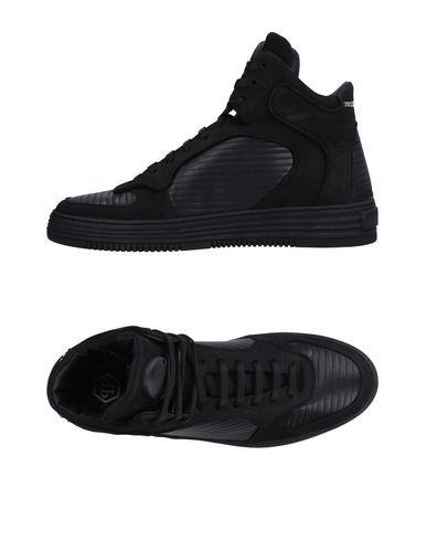 Zapatos con descuento Zapatillas Philipp Plein Hombre - Zapatillas Philipp Plein - 11505268TQ Negro