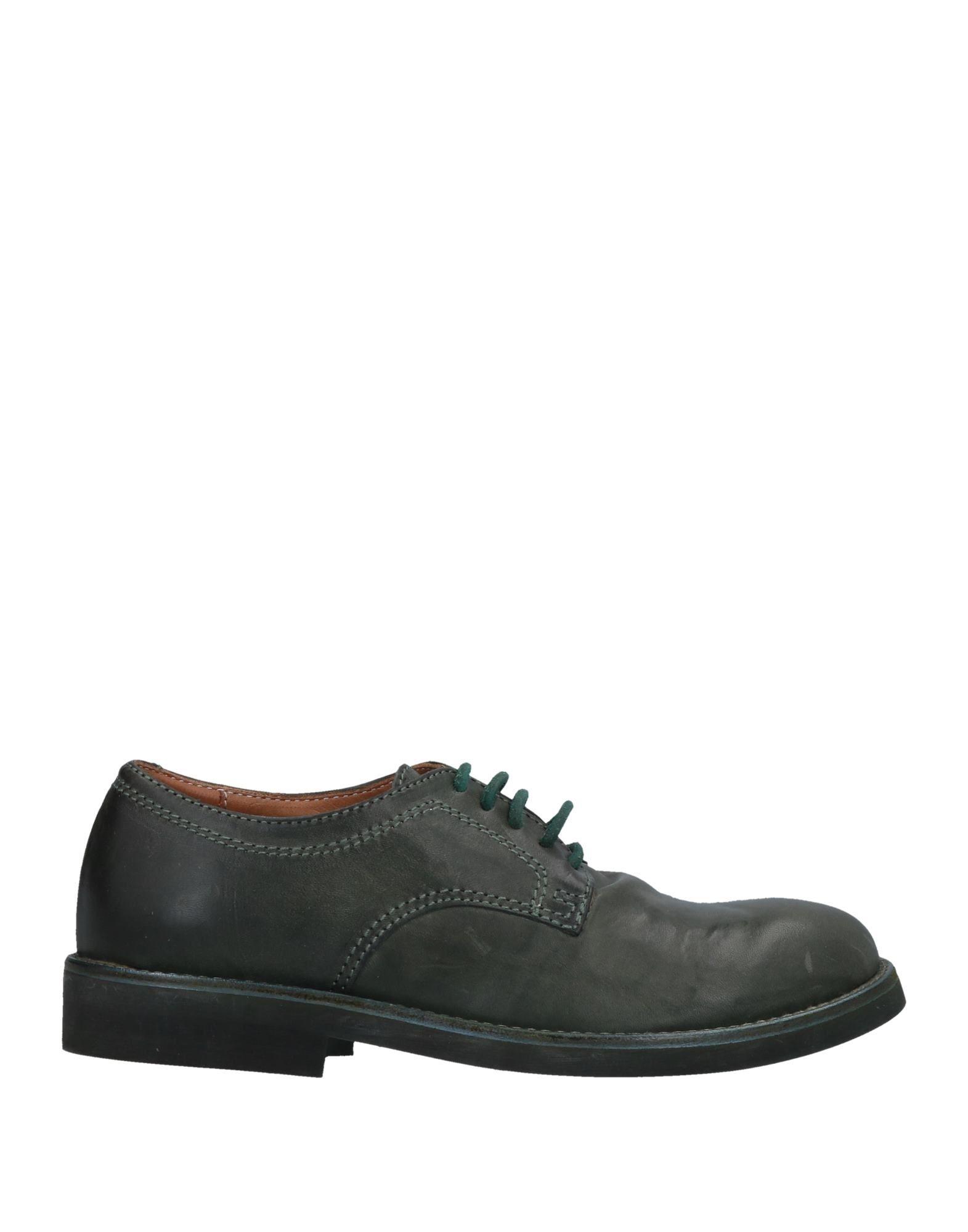 Descuento de la marca Zapato De Mujer Cordones Walker Mujer De - Zapatos De Cordones Walker  Verde oscuro c3dd7c