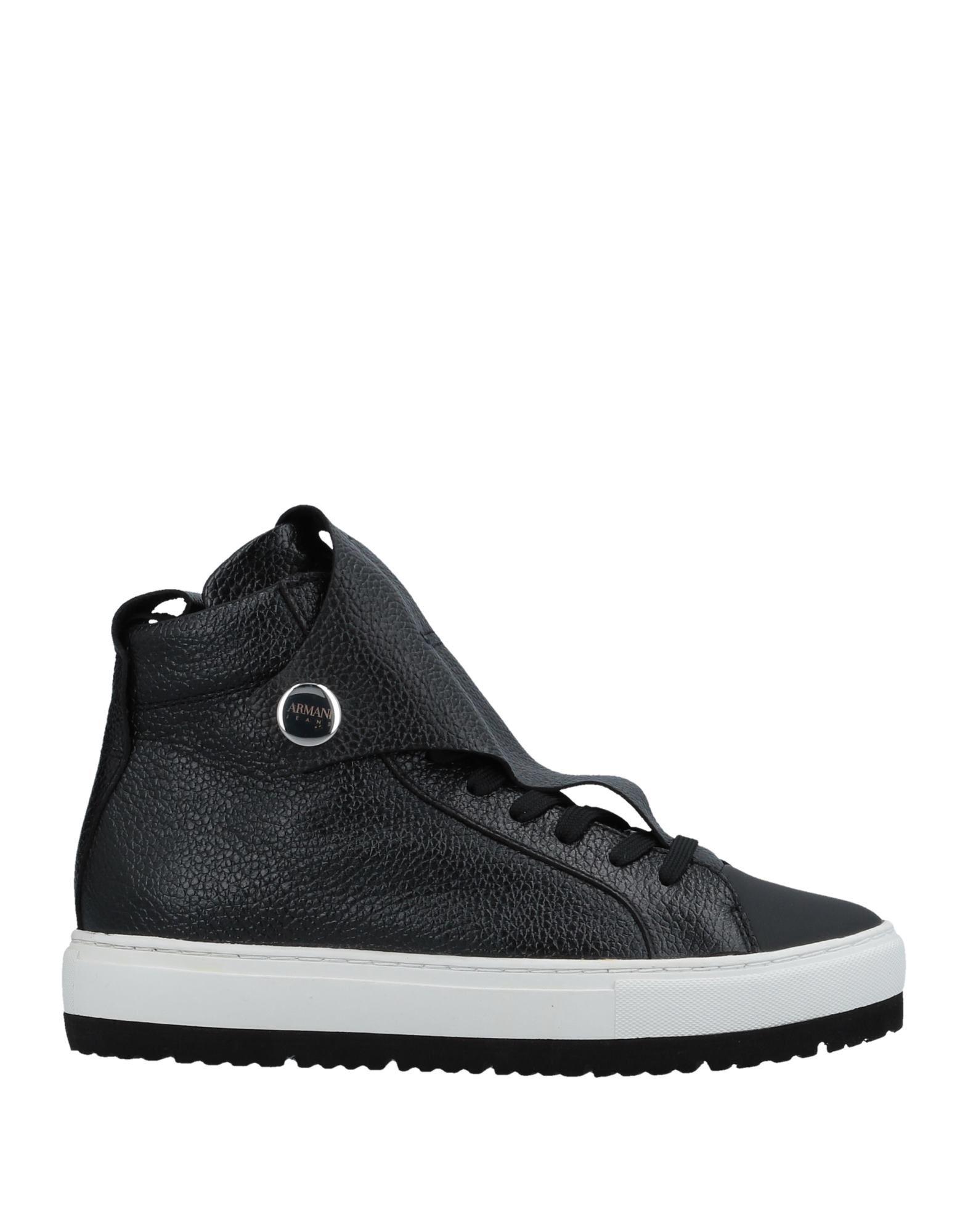 Baskets Armani Jeans Femme Noir - Baskets Armani Jeans Noir Femme Dernières chaussures discount pour hommes et femmes 8ff8b4